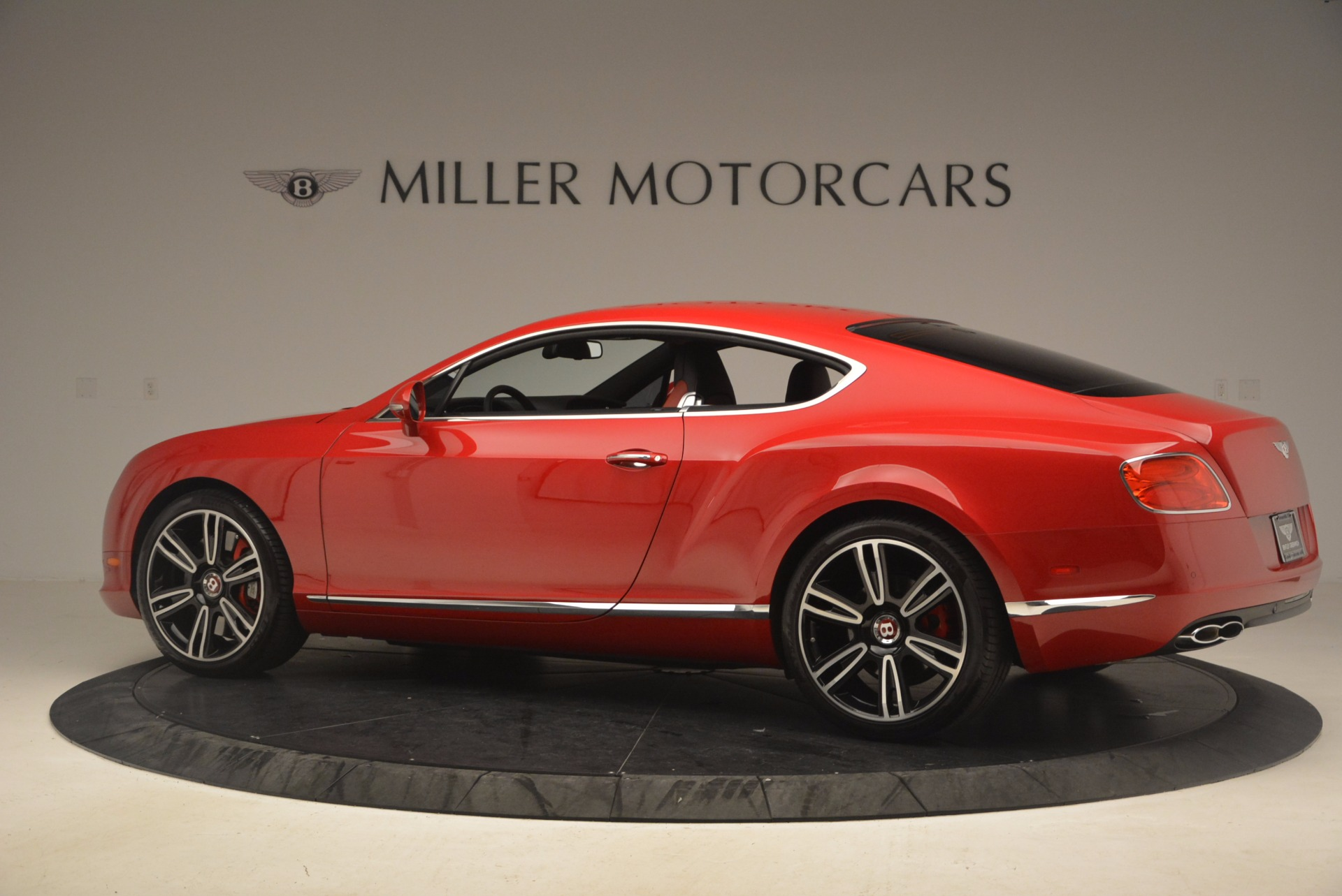 Used 2013 Bentley Continental GT V8 For Sale In Greenwich, CT 1185_p4