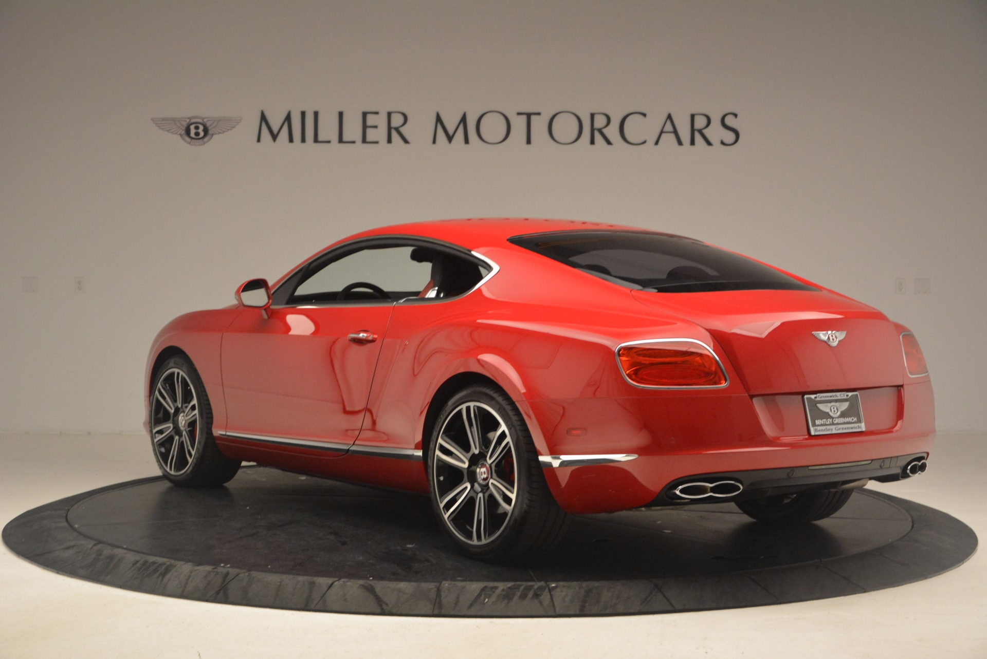 Used 2013 Bentley Continental GT V8 For Sale In Greenwich, CT 1185_p5