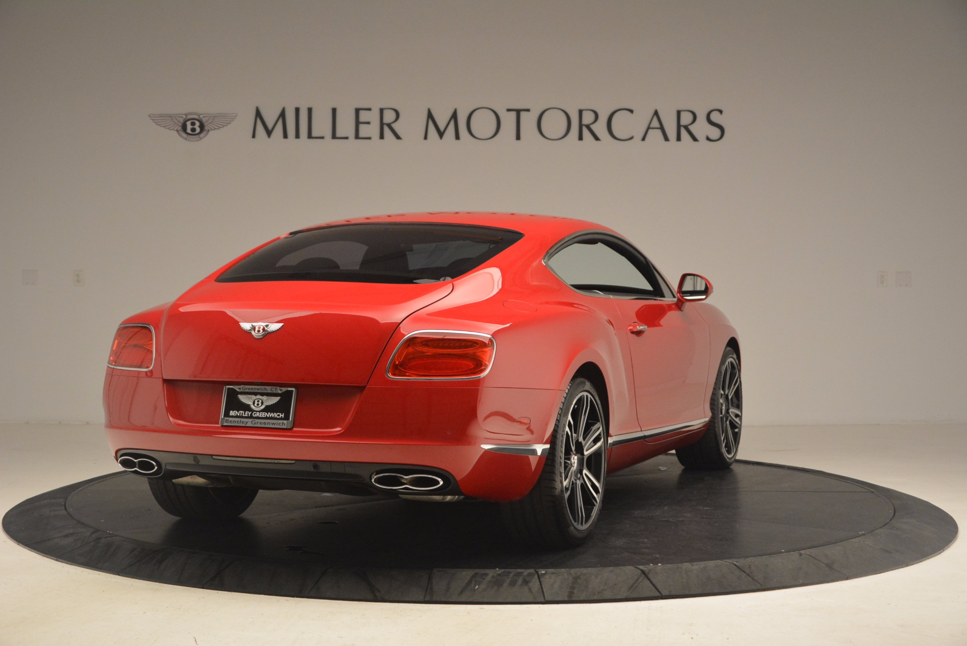 Used 2013 Bentley Continental GT V8 For Sale In Greenwich, CT 1185_p7