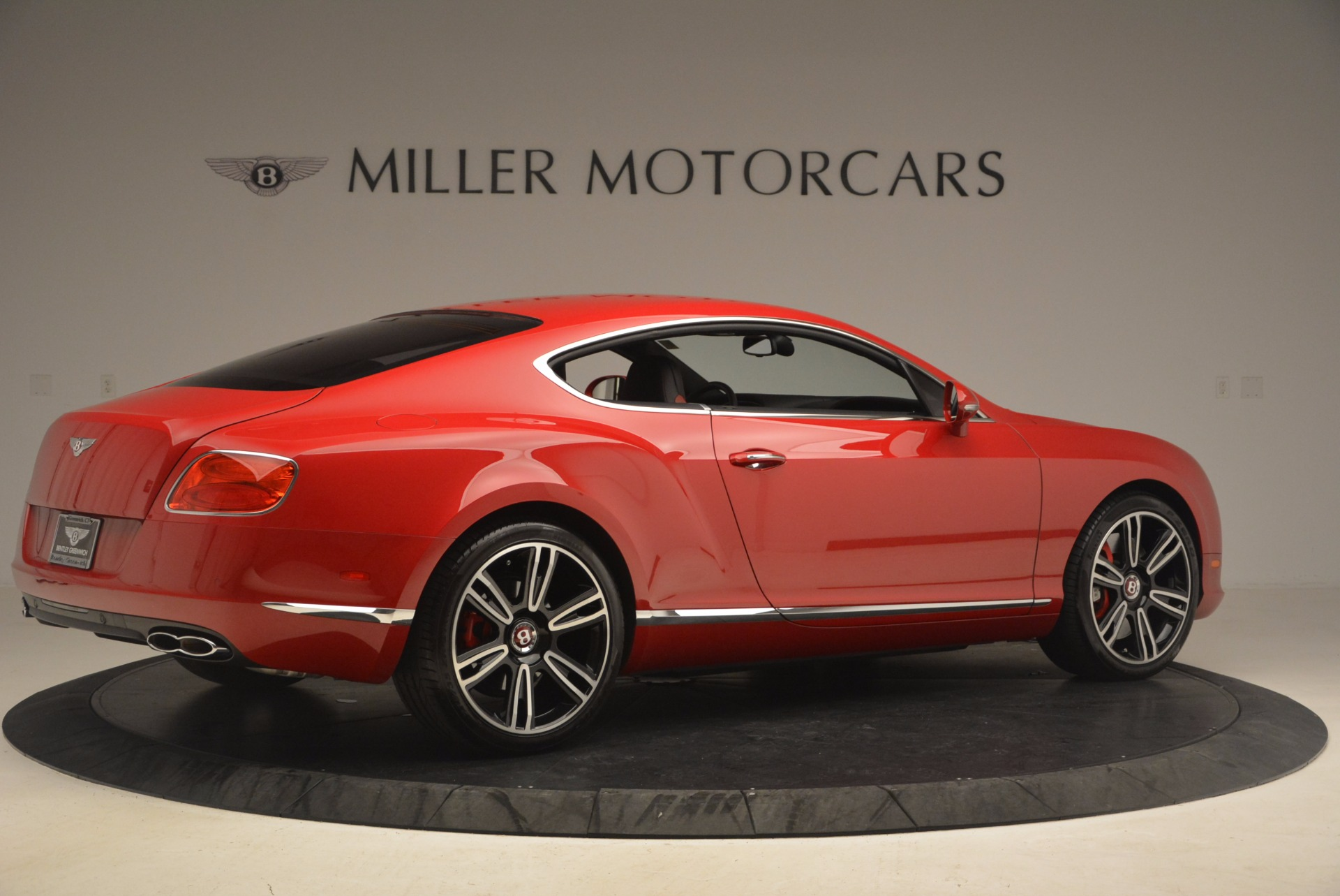 Used 2013 Bentley Continental GT V8 For Sale In Greenwich, CT 1185_p8