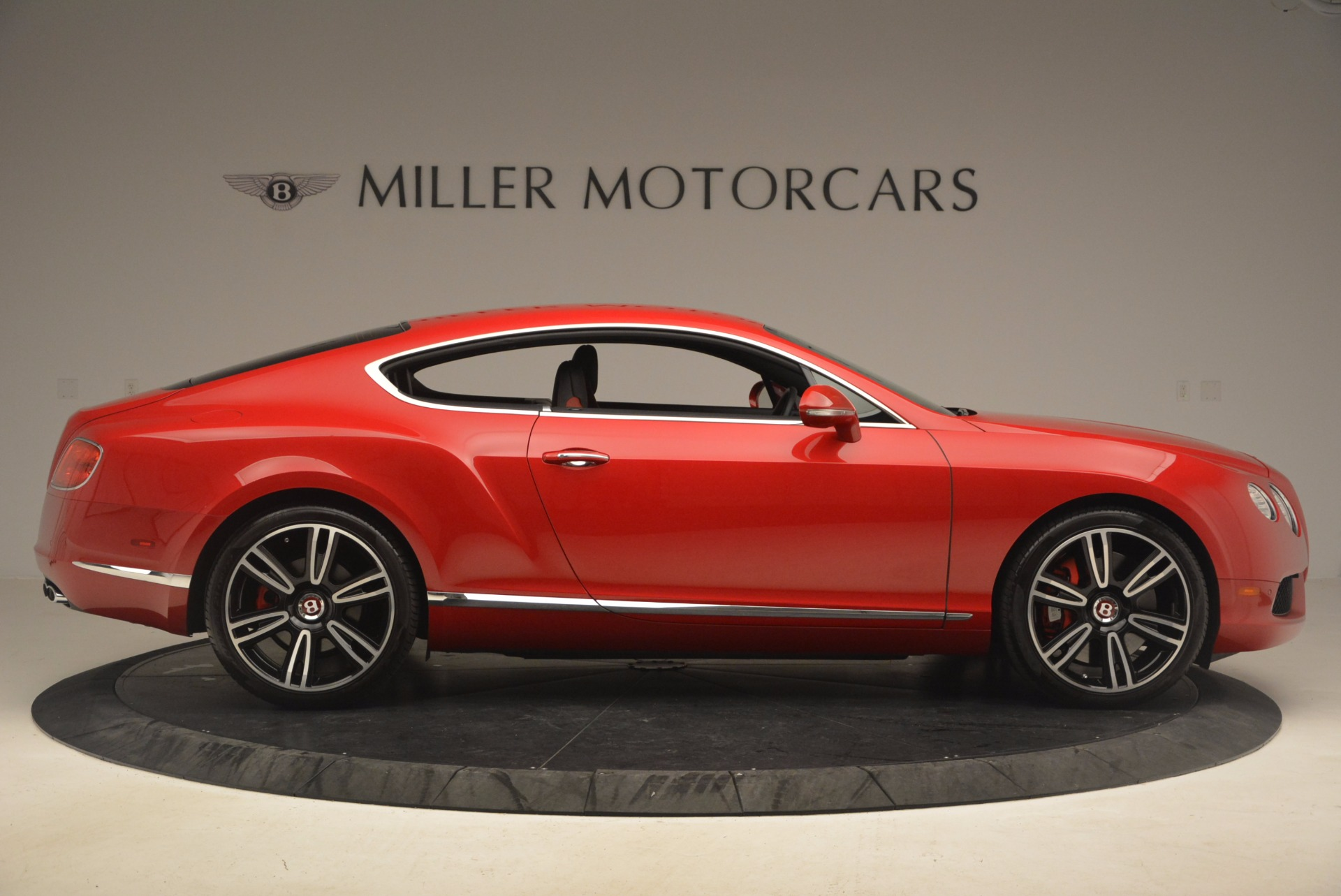 Used 2013 Bentley Continental GT V8 For Sale In Greenwich, CT 1185_p9