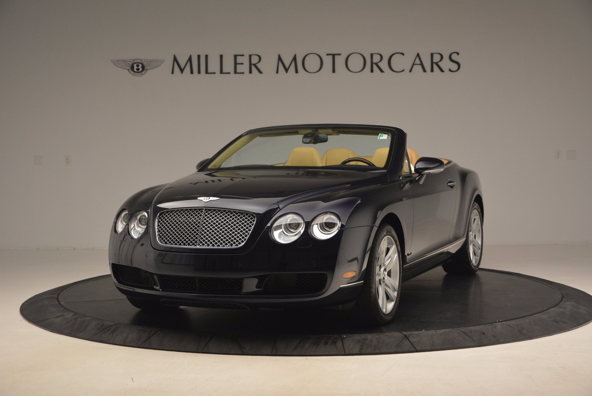 Used 2007 Bentley Continental GTC  For Sale In Greenwich, CT 1186_main