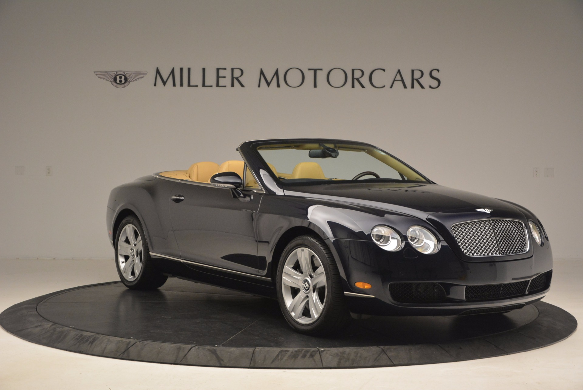 Used 2007 Bentley Continental GTC  For Sale In Greenwich, CT 1186_p11
