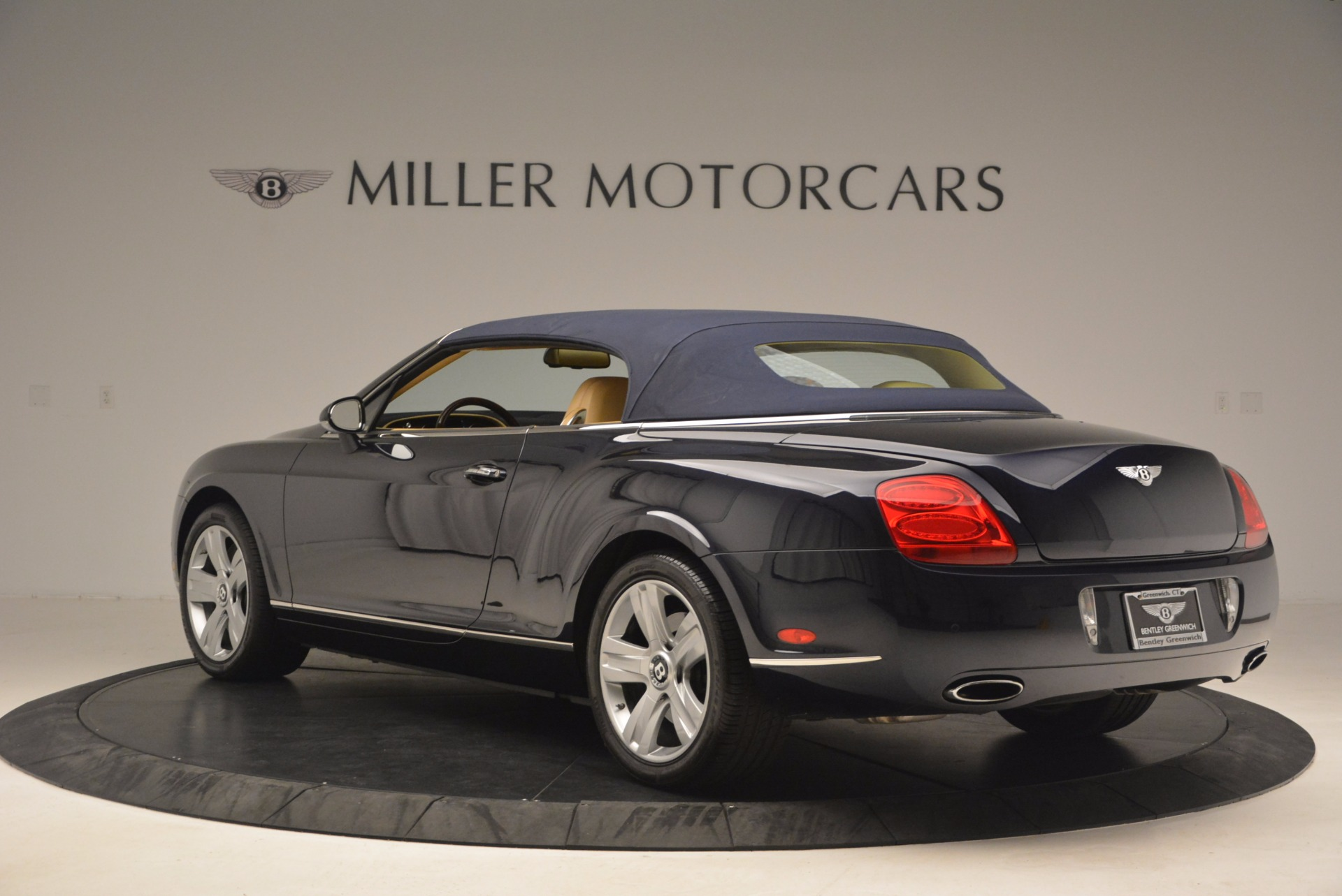 Used 2007 Bentley Continental GTC  For Sale In Greenwich, CT 1186_p18