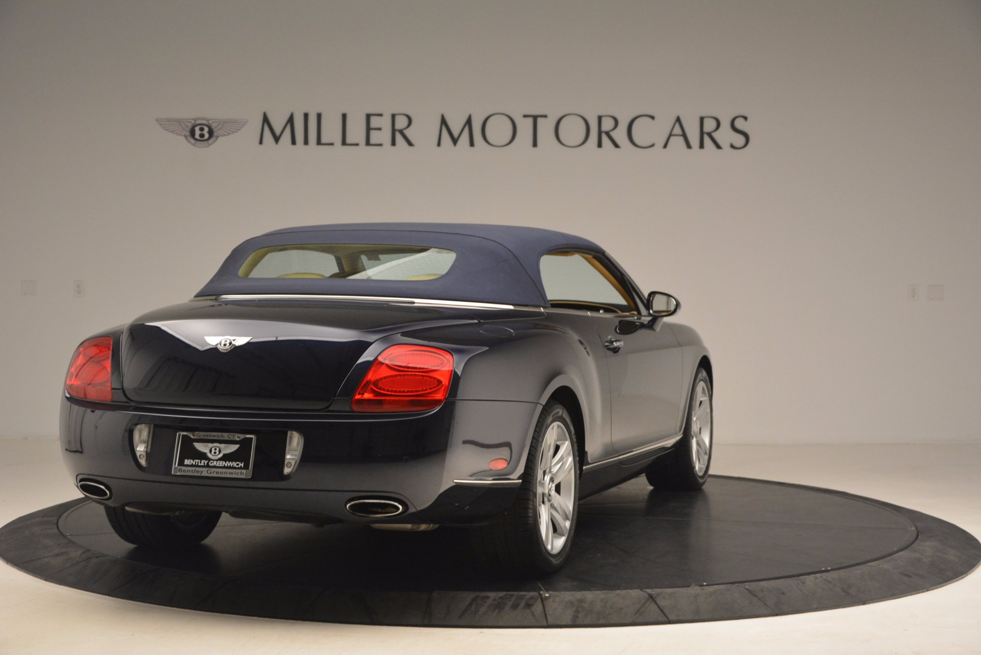 Used 2007 Bentley Continental GTC  For Sale In Greenwich, CT 1186_p21