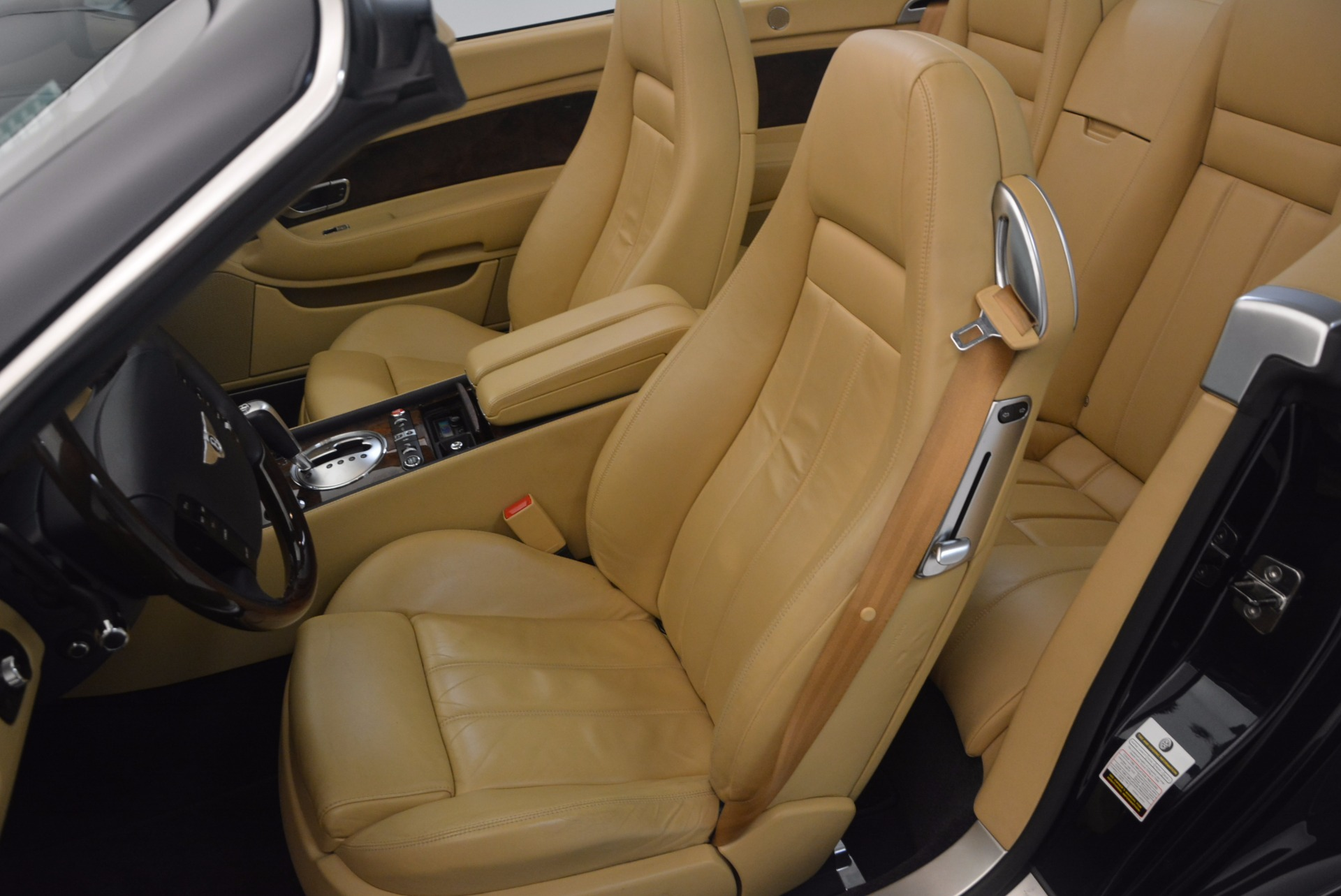 Used 2007 Bentley Continental GTC  For Sale In Greenwich, CT 1186_p35