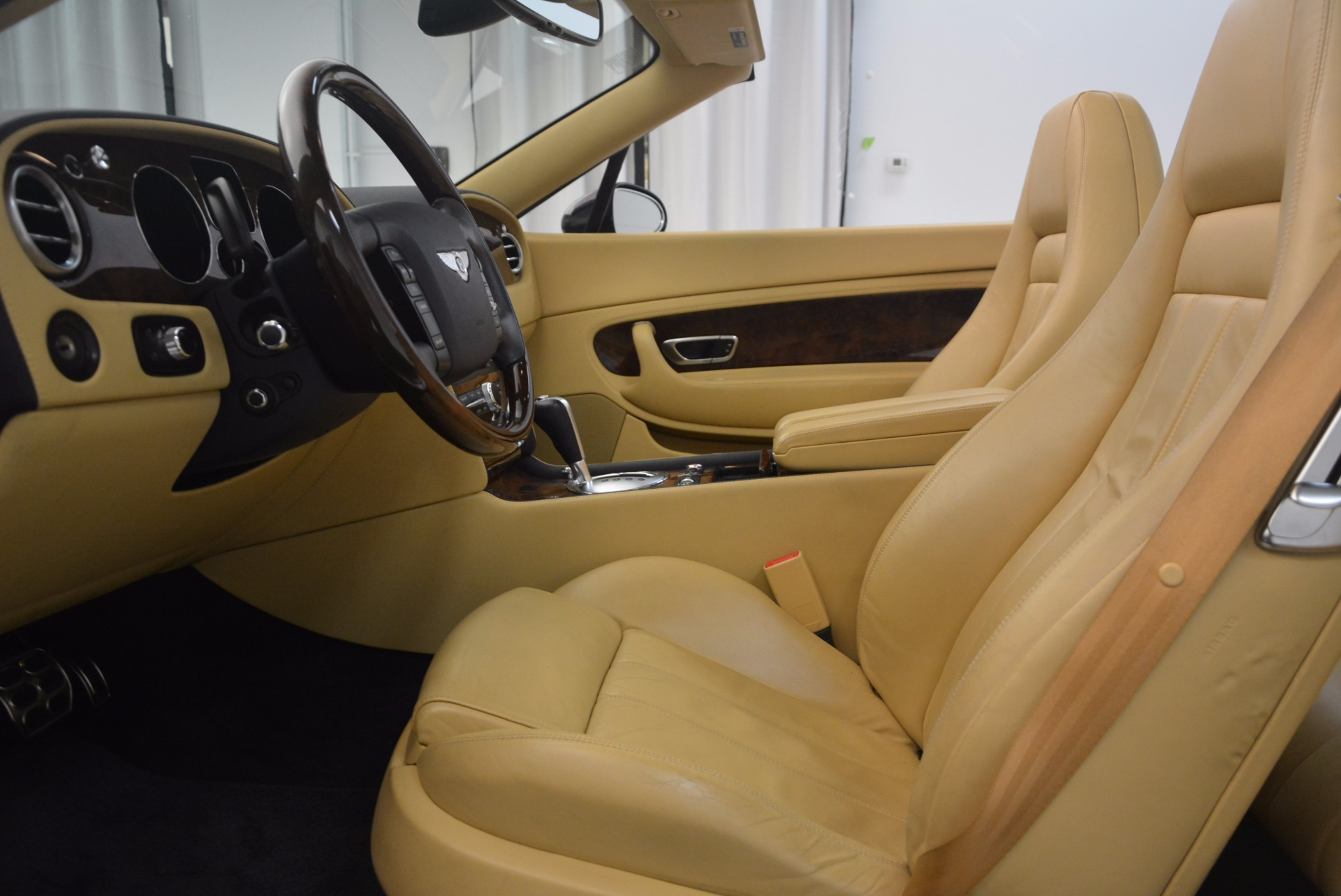 Used 2007 Bentley Continental GTC  For Sale In Greenwich, CT 1186_p36