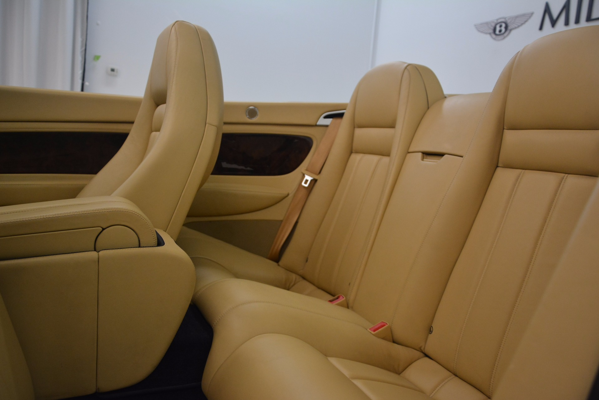 Used 2007 Bentley Continental GTC  For Sale In Greenwich, CT 1186_p38