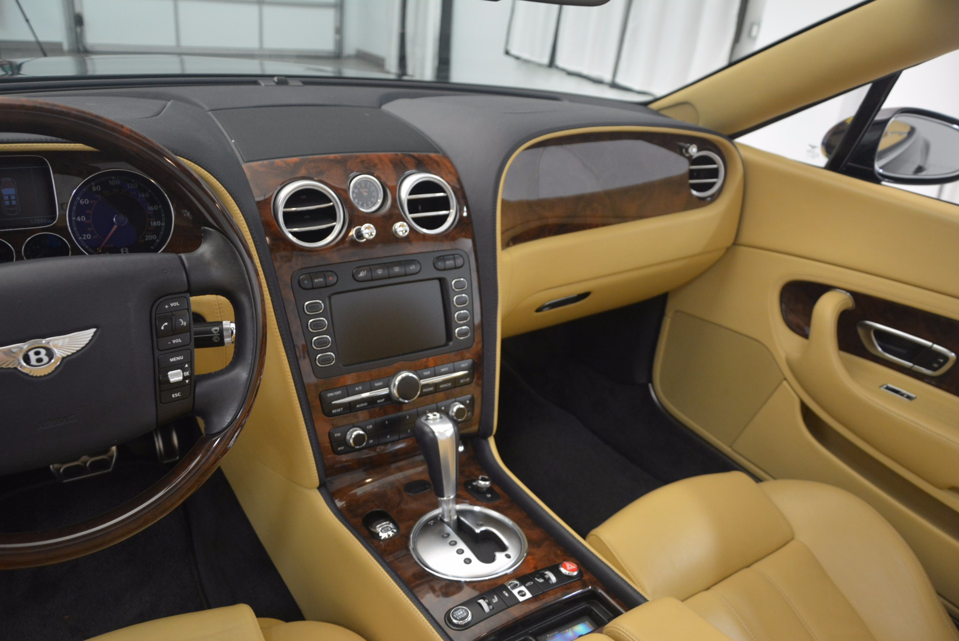 Used 2007 Bentley Continental GTC  For Sale In Greenwich, CT 1186_p39
