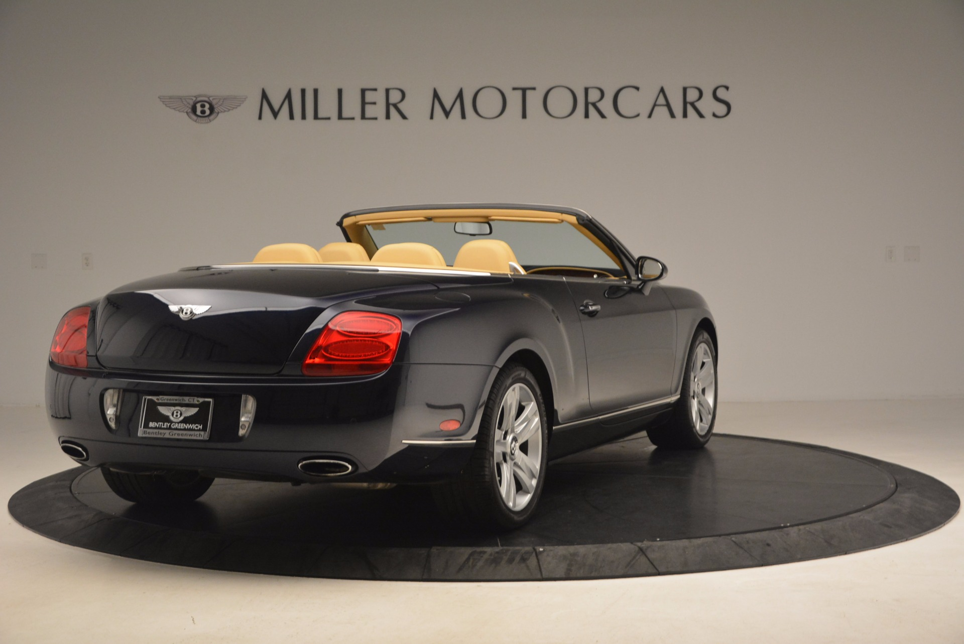 Used 2007 Bentley Continental GTC  For Sale In Greenwich, CT 1186_p7