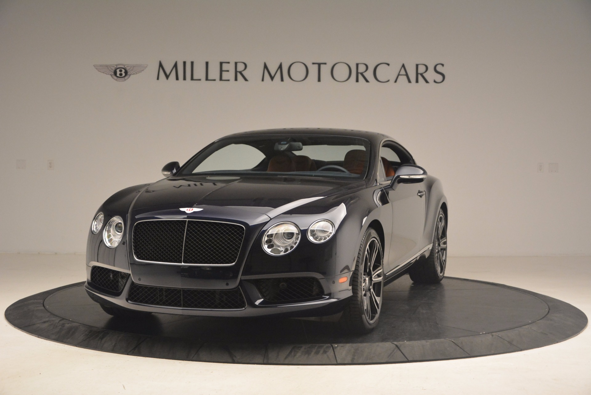 Used 2014 Bentley Continental GT V8 For Sale In Greenwich, CT 1187_main