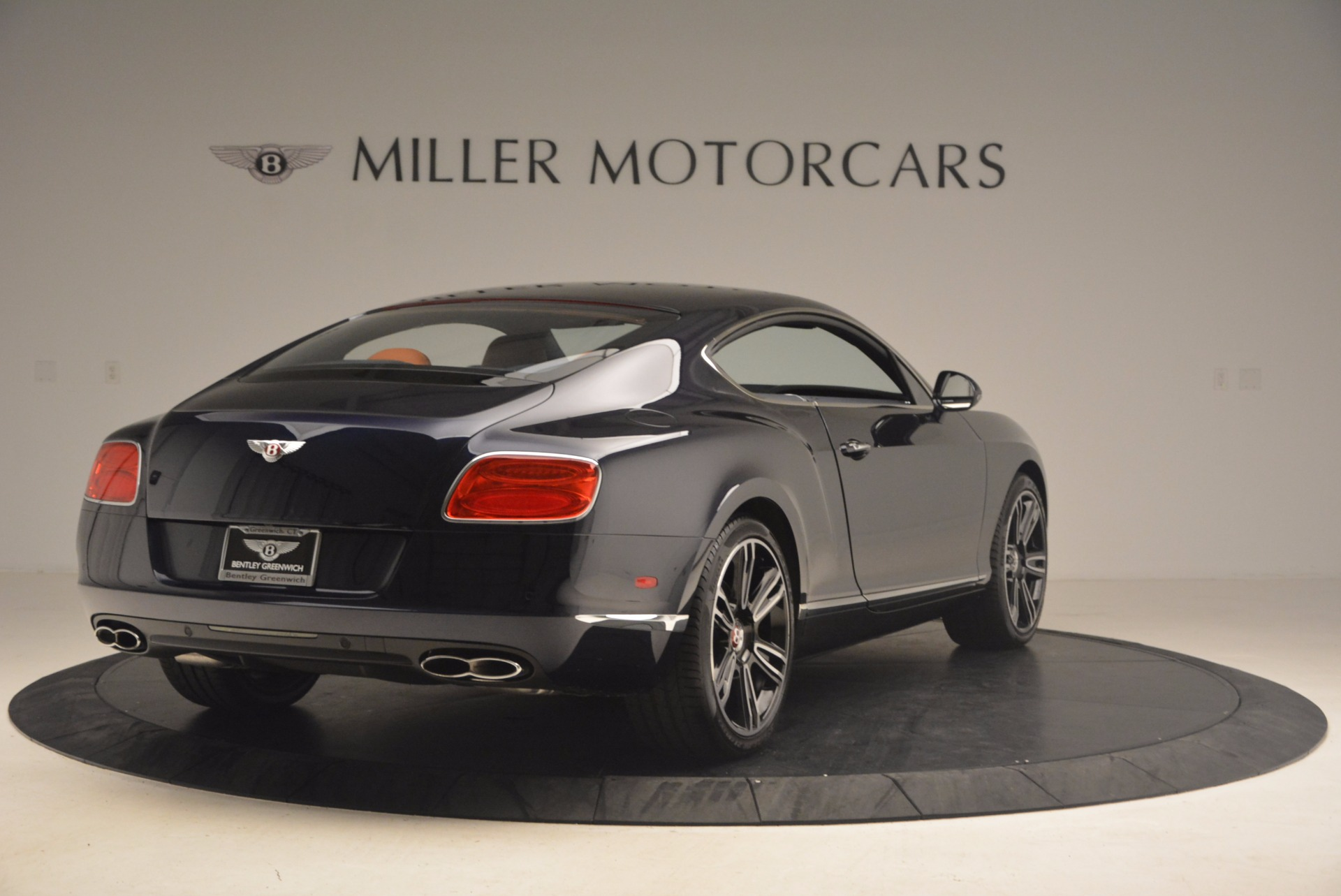 Used 2014 Bentley Continental GT V8 For Sale In Greenwich, CT 1187_p7