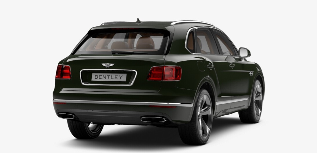 Used 2017 Bentley Bentayga  For Sale In Greenwich, CT 1188_p3