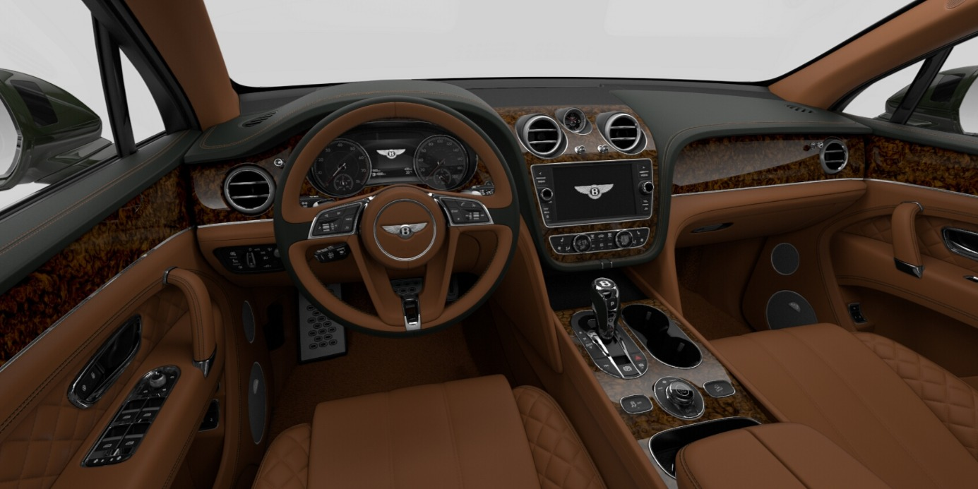 Used 2017 Bentley Bentayga  For Sale In Greenwich, CT 1188_p6