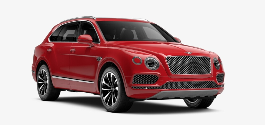 Used 2017 Bentley Bentayga  For Sale In Greenwich, CT 1189_main