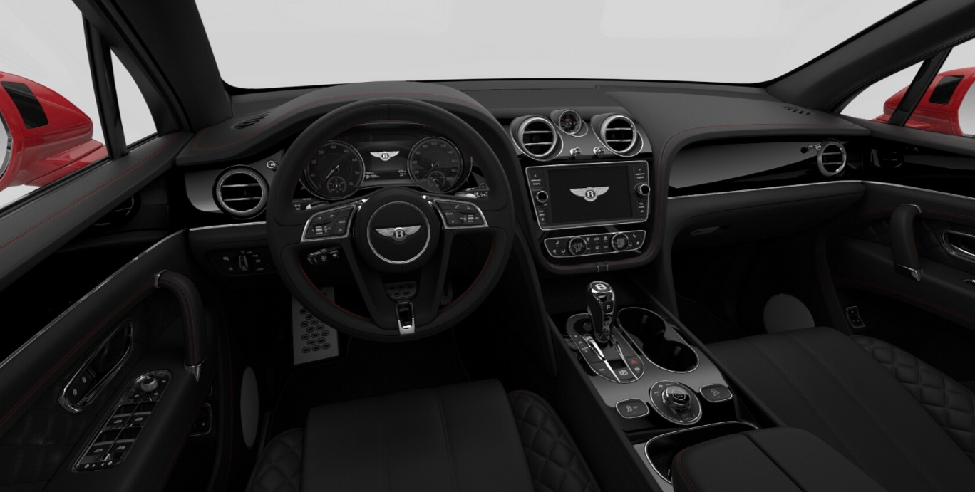 Used 2017 Bentley Bentayga  For Sale In Greenwich, CT 1189_p6