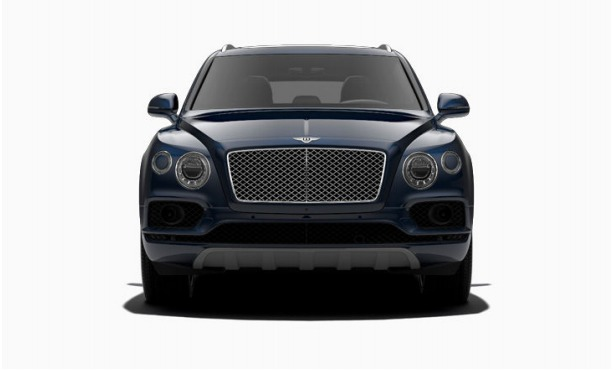 Used 2017 Bentley Bentayga W12 For Sale In Greenwich, CT 1196_p2