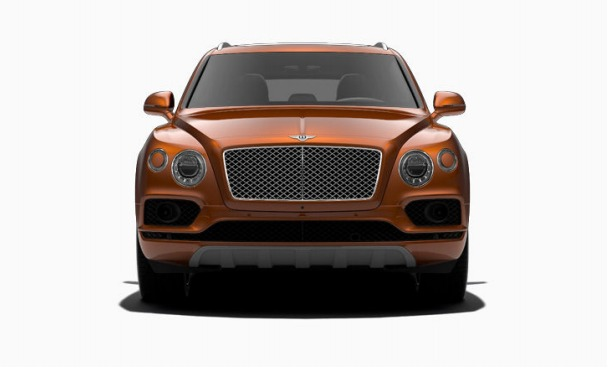 Used 2017 Bentley Bentayga  For Sale In Greenwich, CT 1197_p2