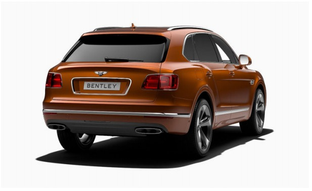 Used 2017 Bentley Bentayga  For Sale In Greenwich, CT 1197_p4