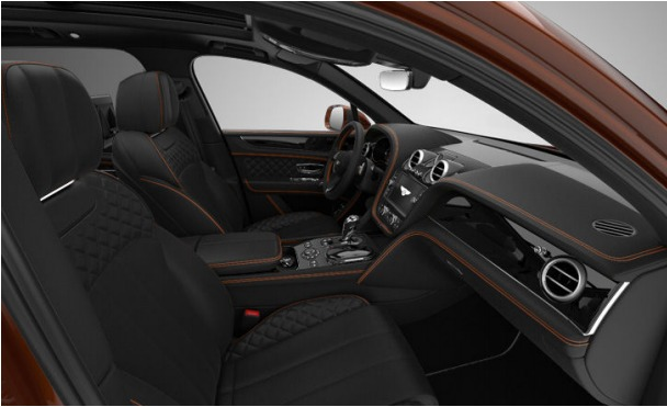 Used 2017 Bentley Bentayga  For Sale In Greenwich, CT 1197_p6