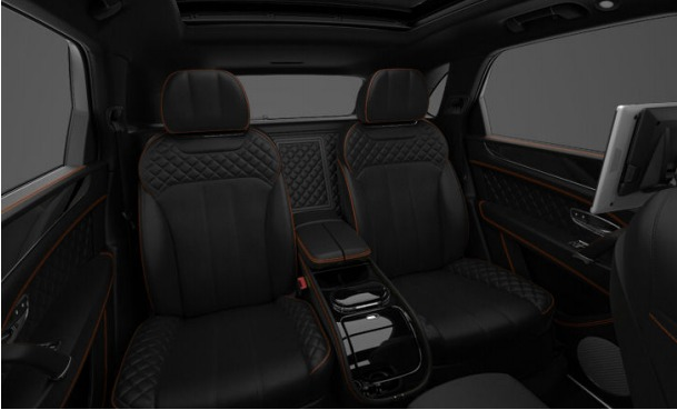 Used 2017 Bentley Bentayga  For Sale In Greenwich, CT 1197_p8