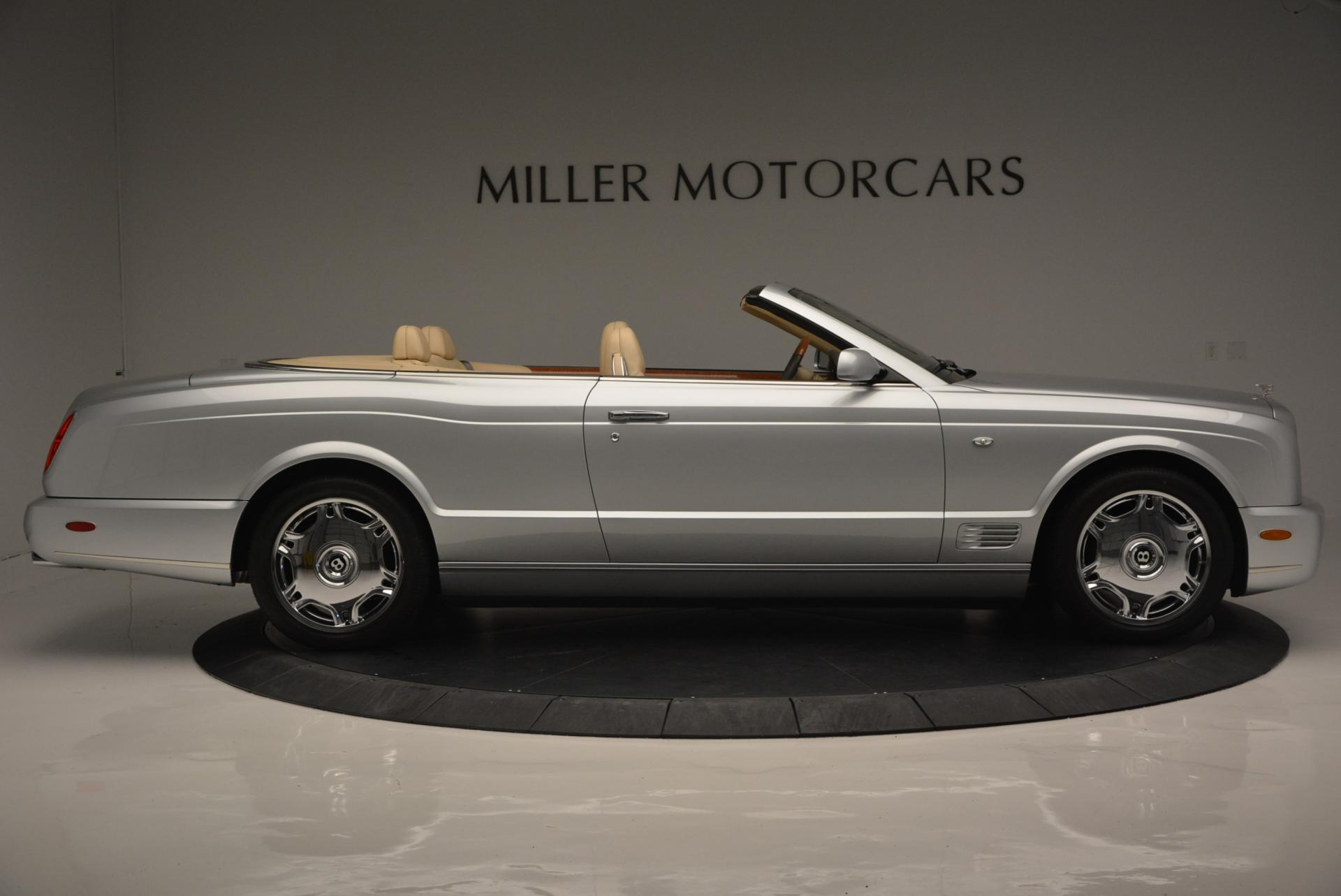 Used 2008 Bentley Azure  For Sale In Greenwich, CT 12_p10