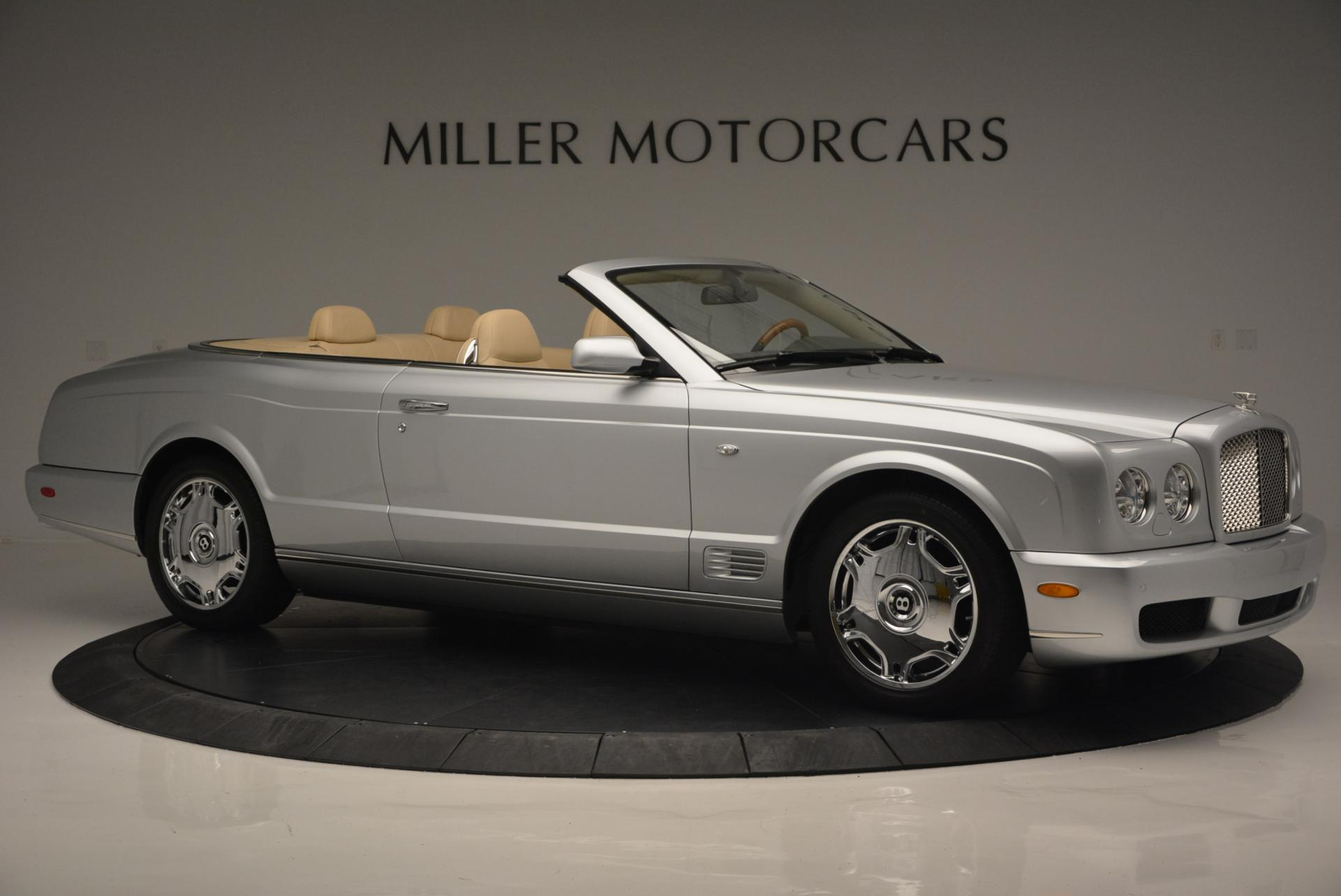 Used 2008 Bentley Azure  For Sale In Greenwich, CT 12_p11