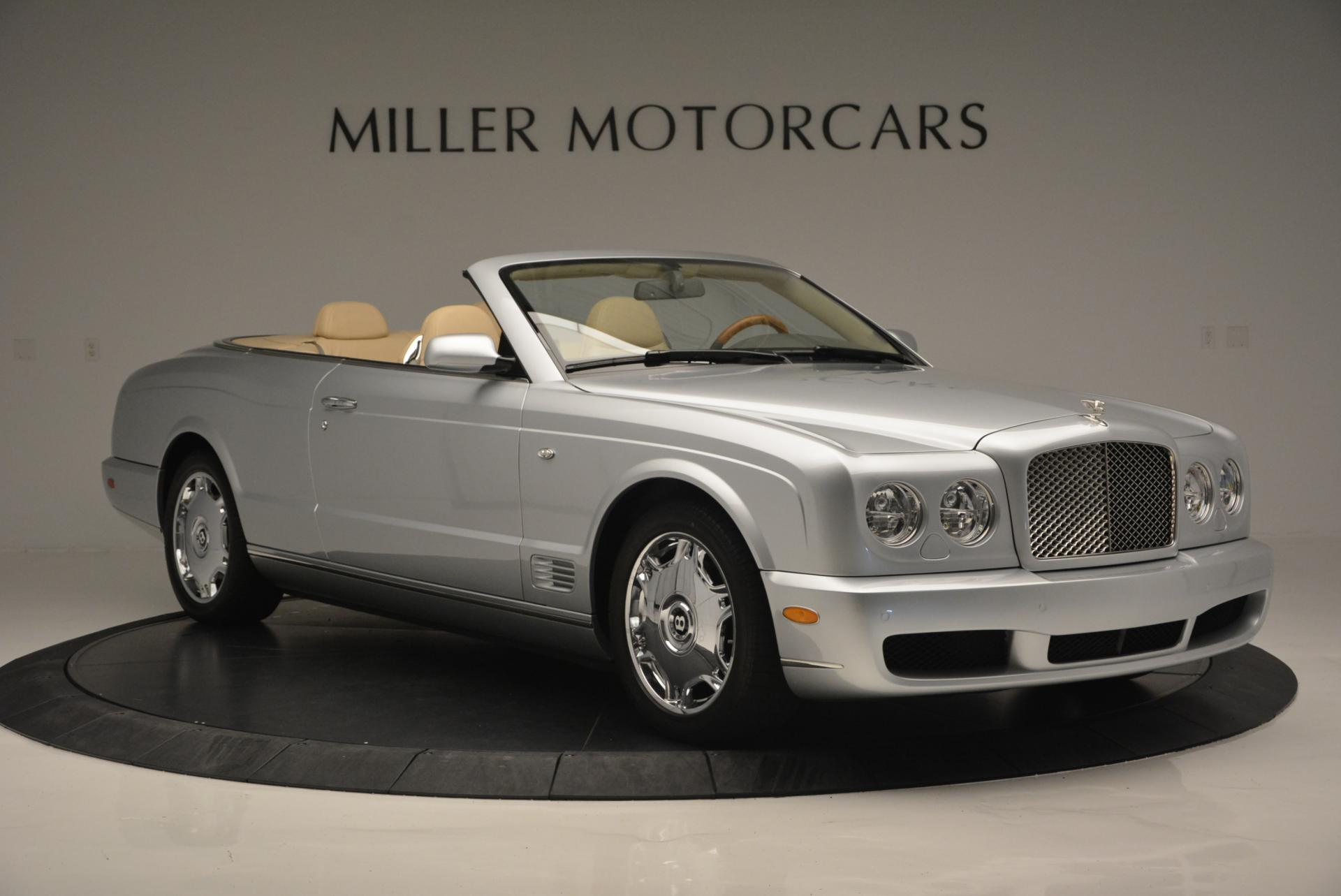 Used 2008 Bentley Azure  For Sale In Greenwich, CT 12_p12