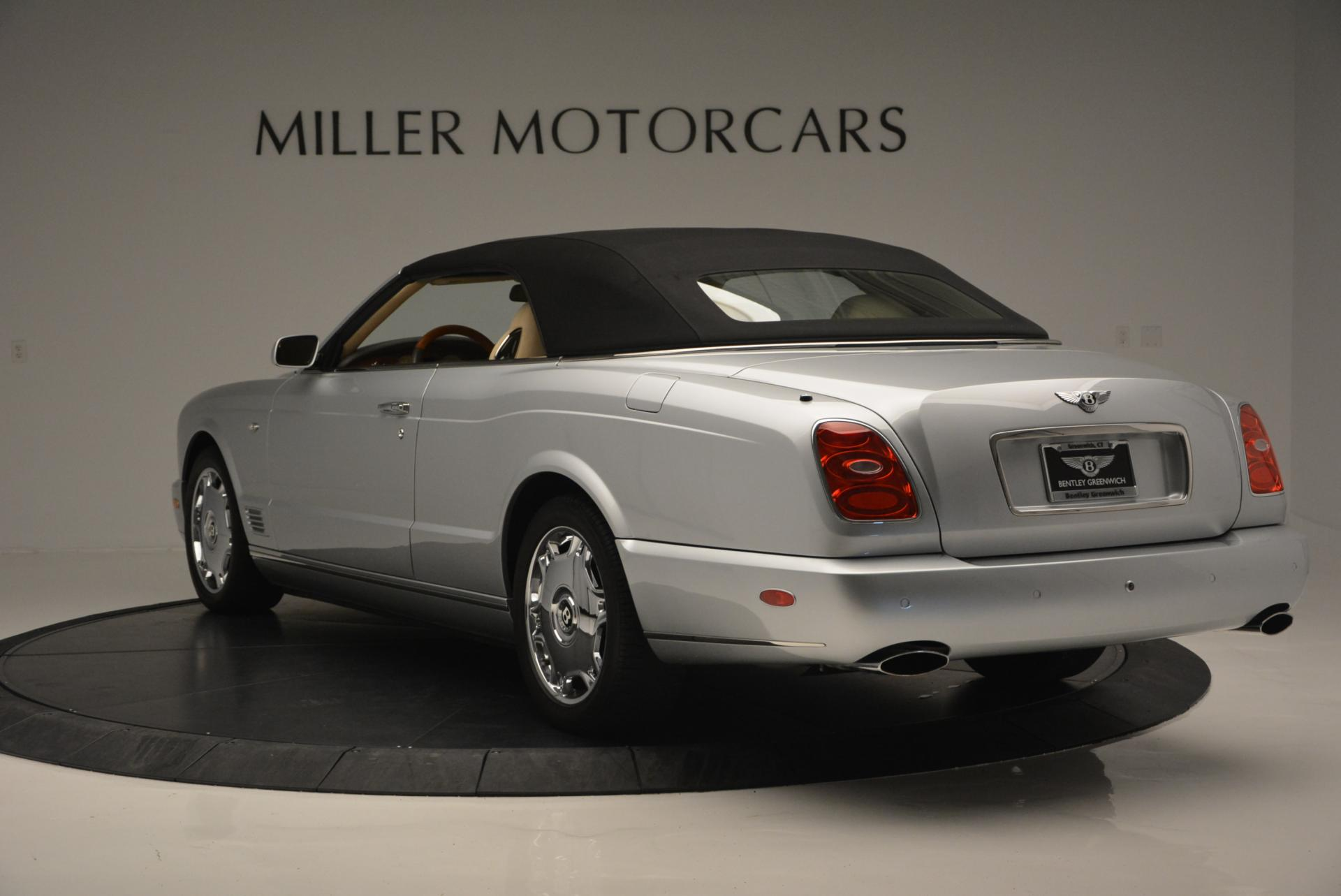 Used 2008 Bentley Azure  For Sale In Greenwich, CT 12_p21