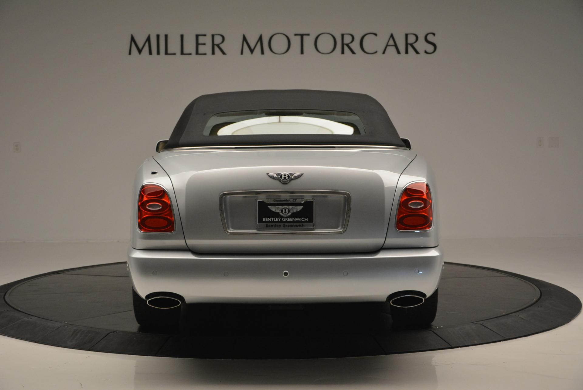 Used 2008 Bentley Azure  For Sale In Greenwich, CT 12_p22