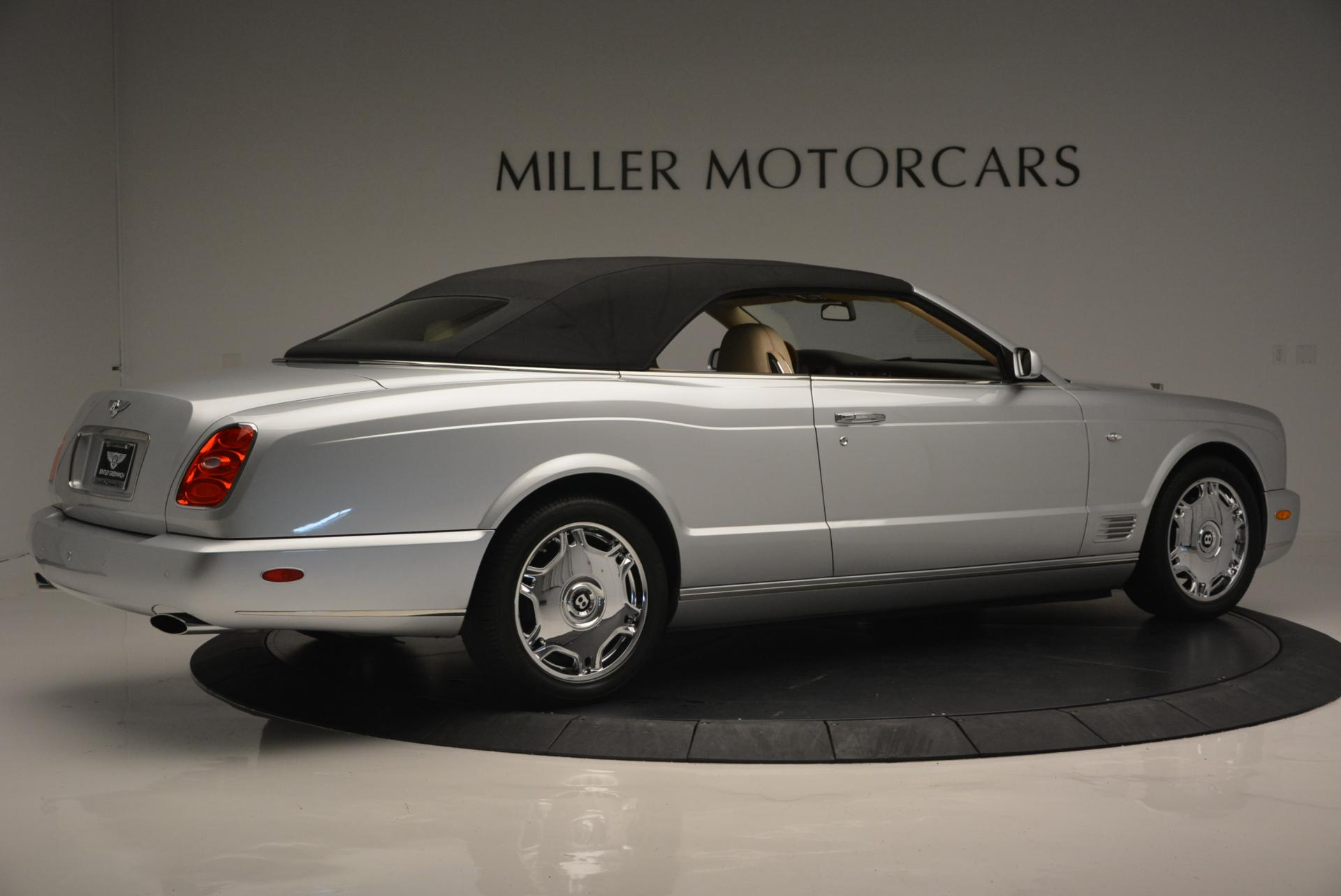 Used 2008 Bentley Azure  For Sale In Greenwich, CT 12_p25
