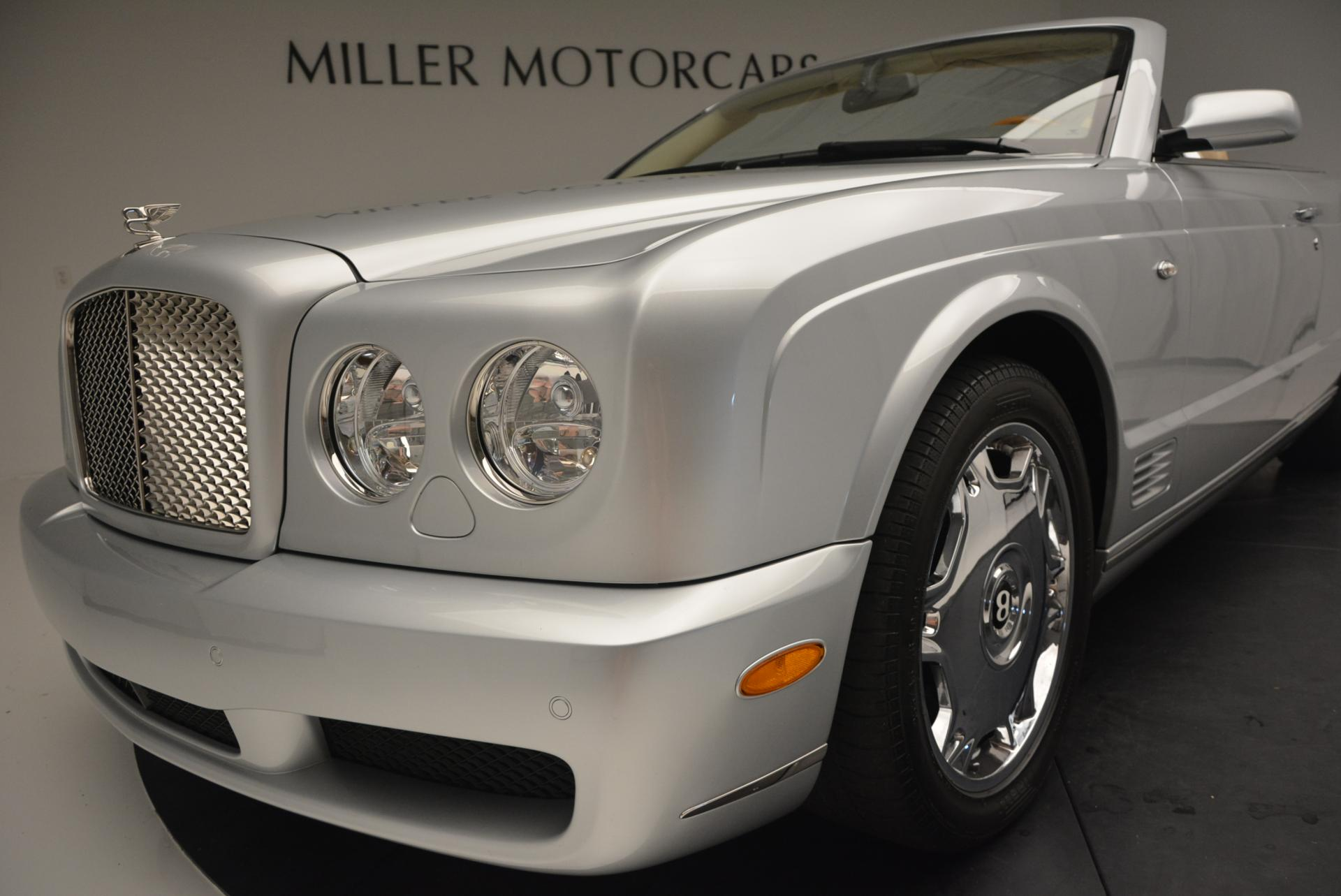 Used 2008 Bentley Azure  For Sale In Greenwich, CT 12_p33