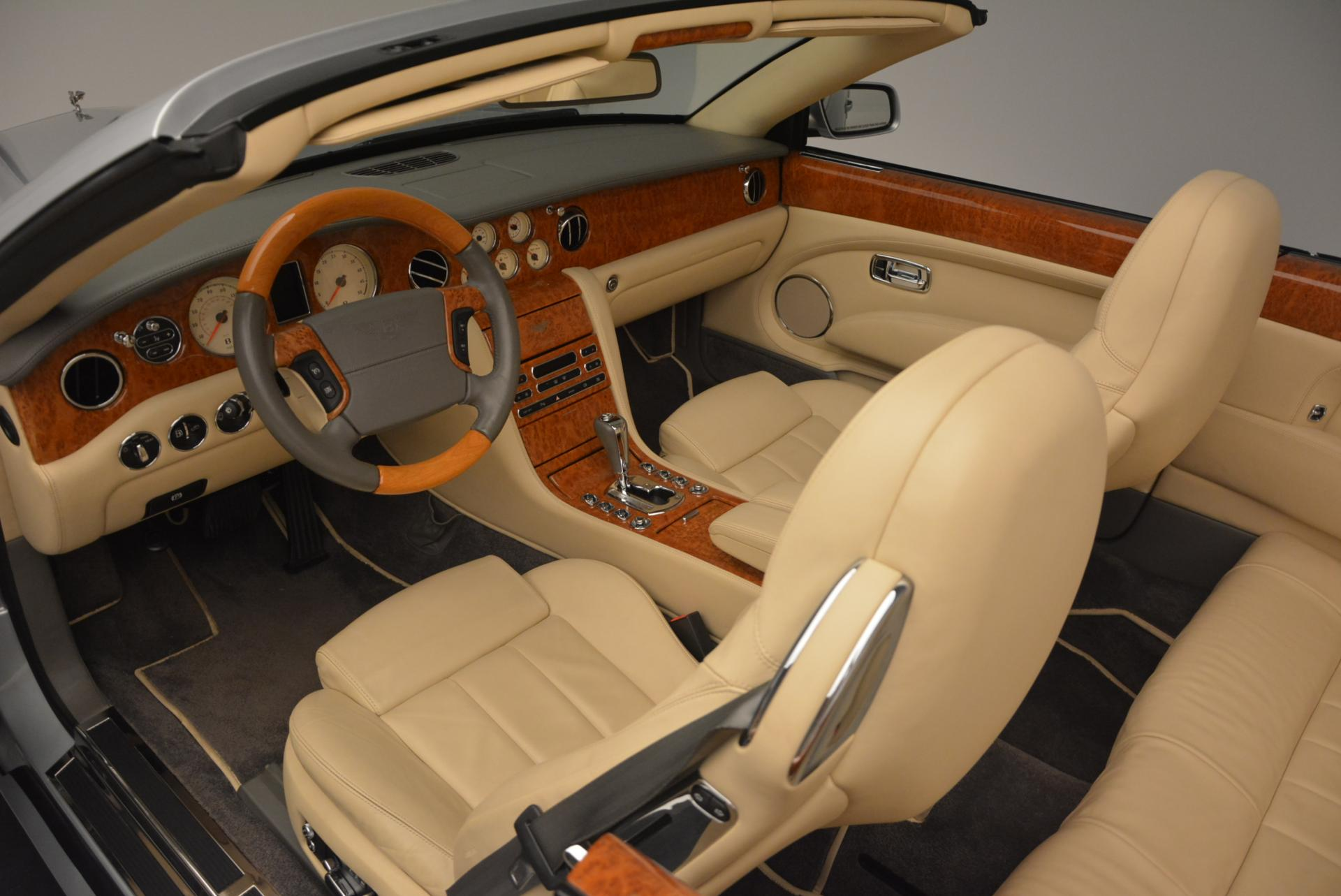 Used 2008 Bentley Azure  For Sale In Greenwich, CT 12_p36
