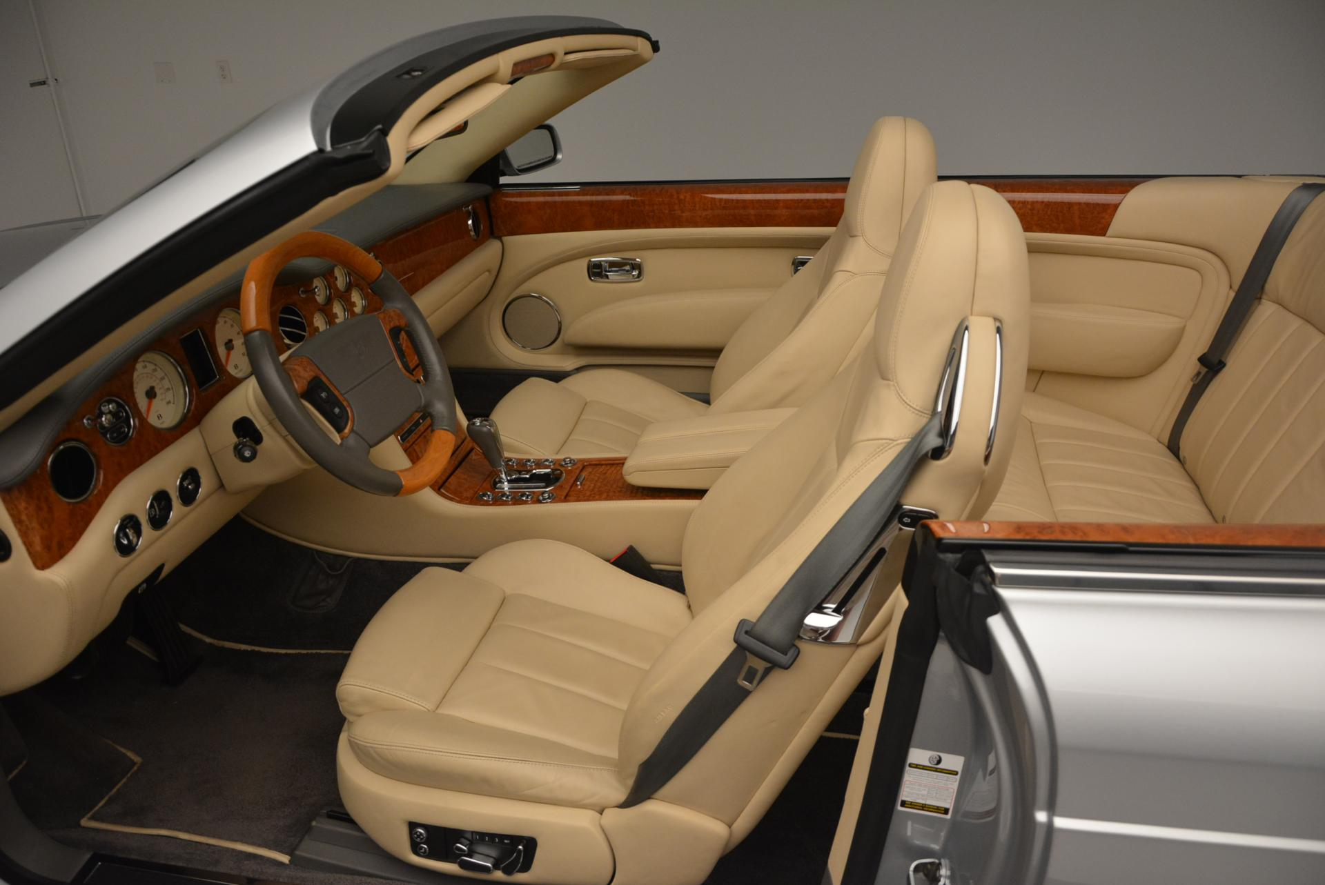 Used 2008 Bentley Azure  For Sale In Greenwich, CT 12_p37