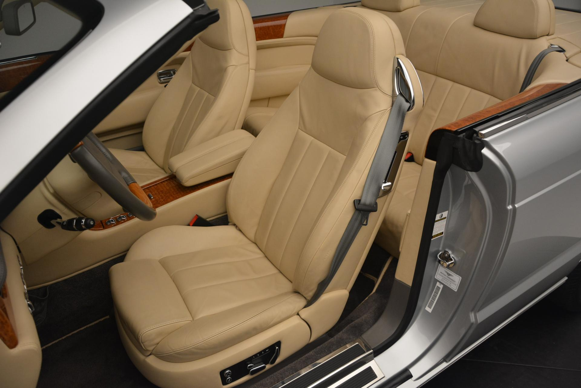 Used 2008 Bentley Azure  For Sale In Greenwich, CT 12_p38