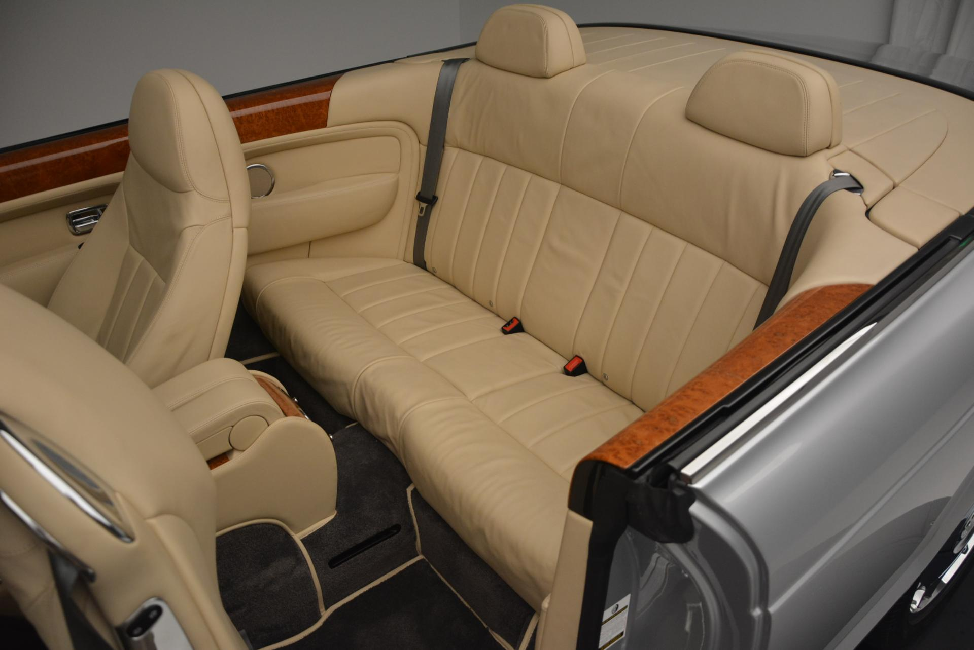 Used 2008 Bentley Azure  For Sale In Greenwich, CT 12_p40