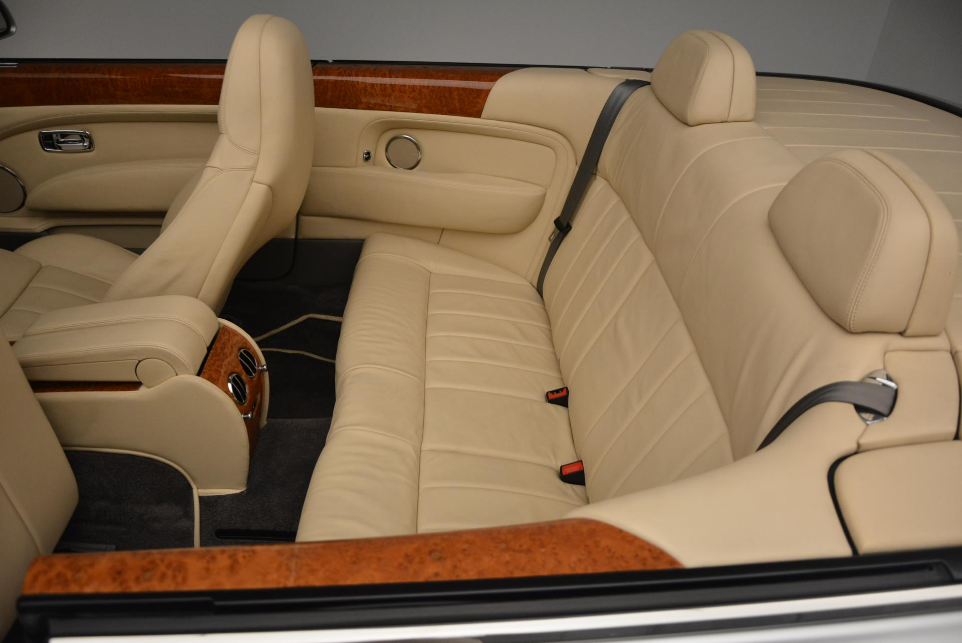 Used 2008 Bentley Azure  For Sale In Greenwich, CT 12_p41