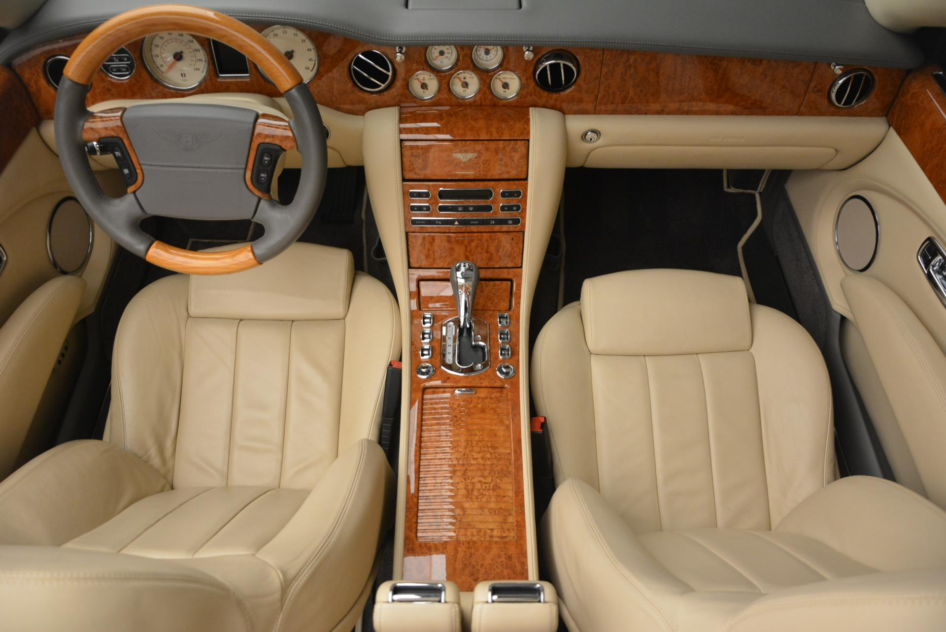 Used 2008 Bentley Azure  For Sale In Greenwich, CT 12_p42