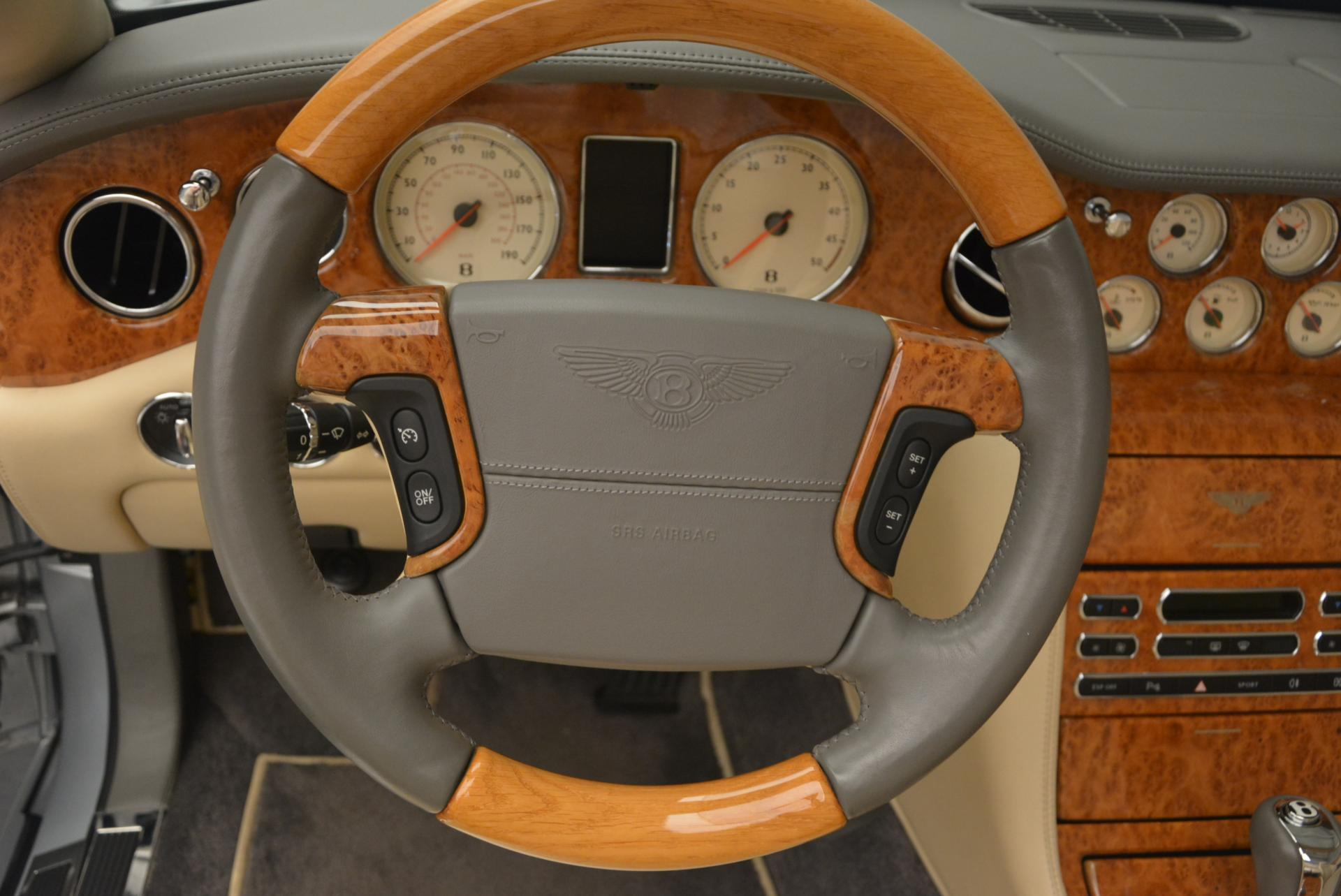Used 2008 Bentley Azure  For Sale In Greenwich, CT 12_p43