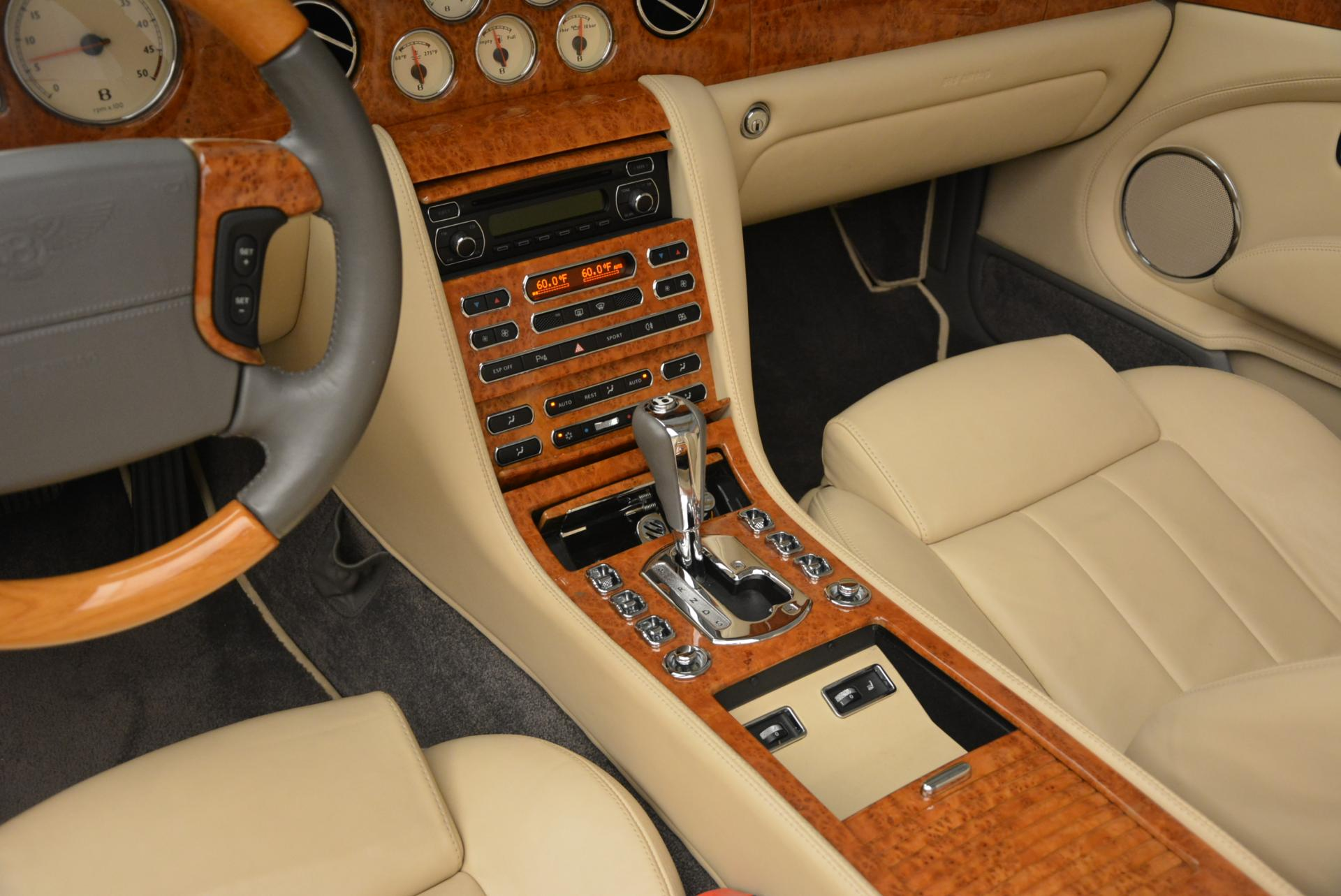 Used 2008 Bentley Azure  For Sale In Greenwich, CT 12_p49