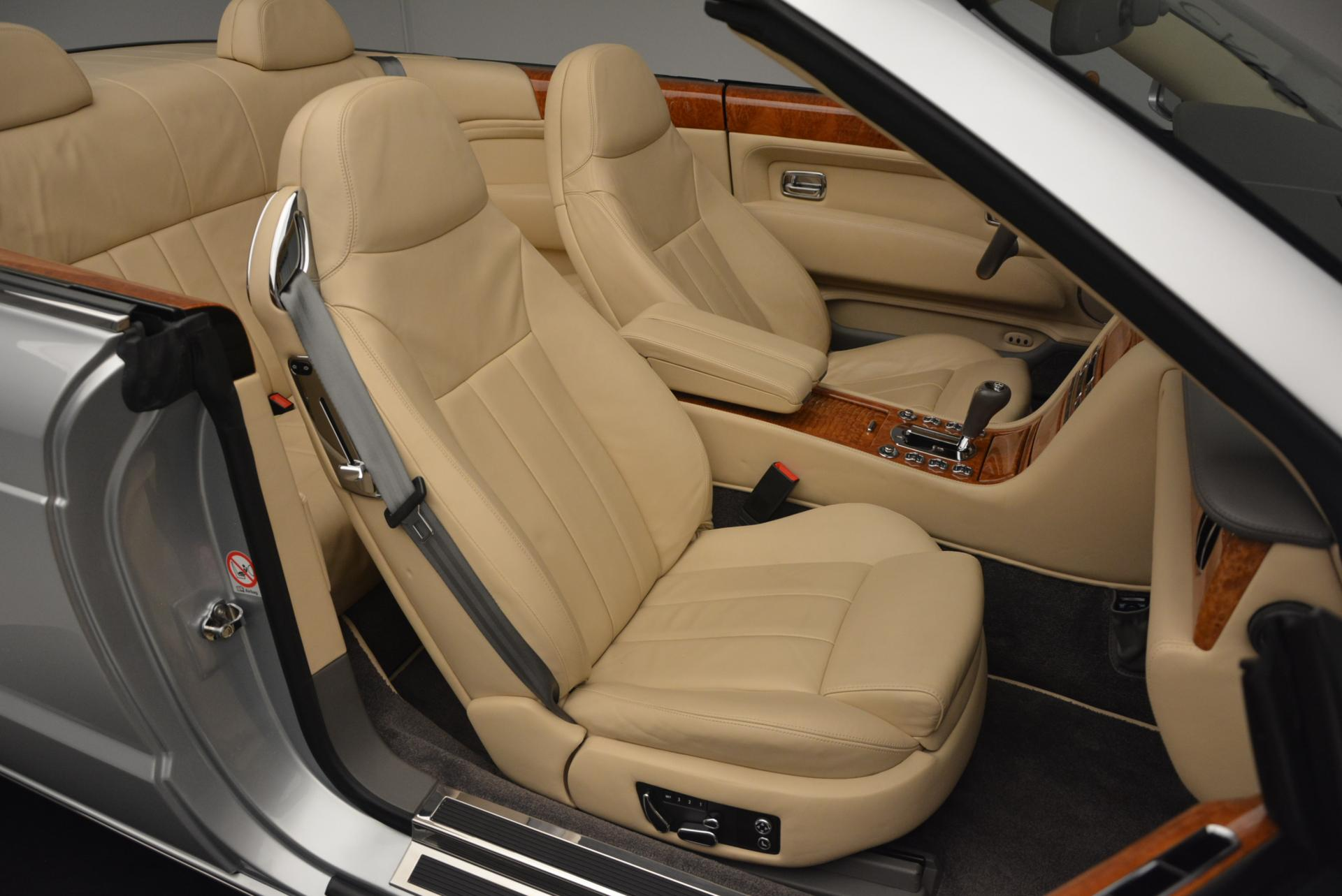 Used 2008 Bentley Azure  For Sale In Greenwich, CT 12_p52
