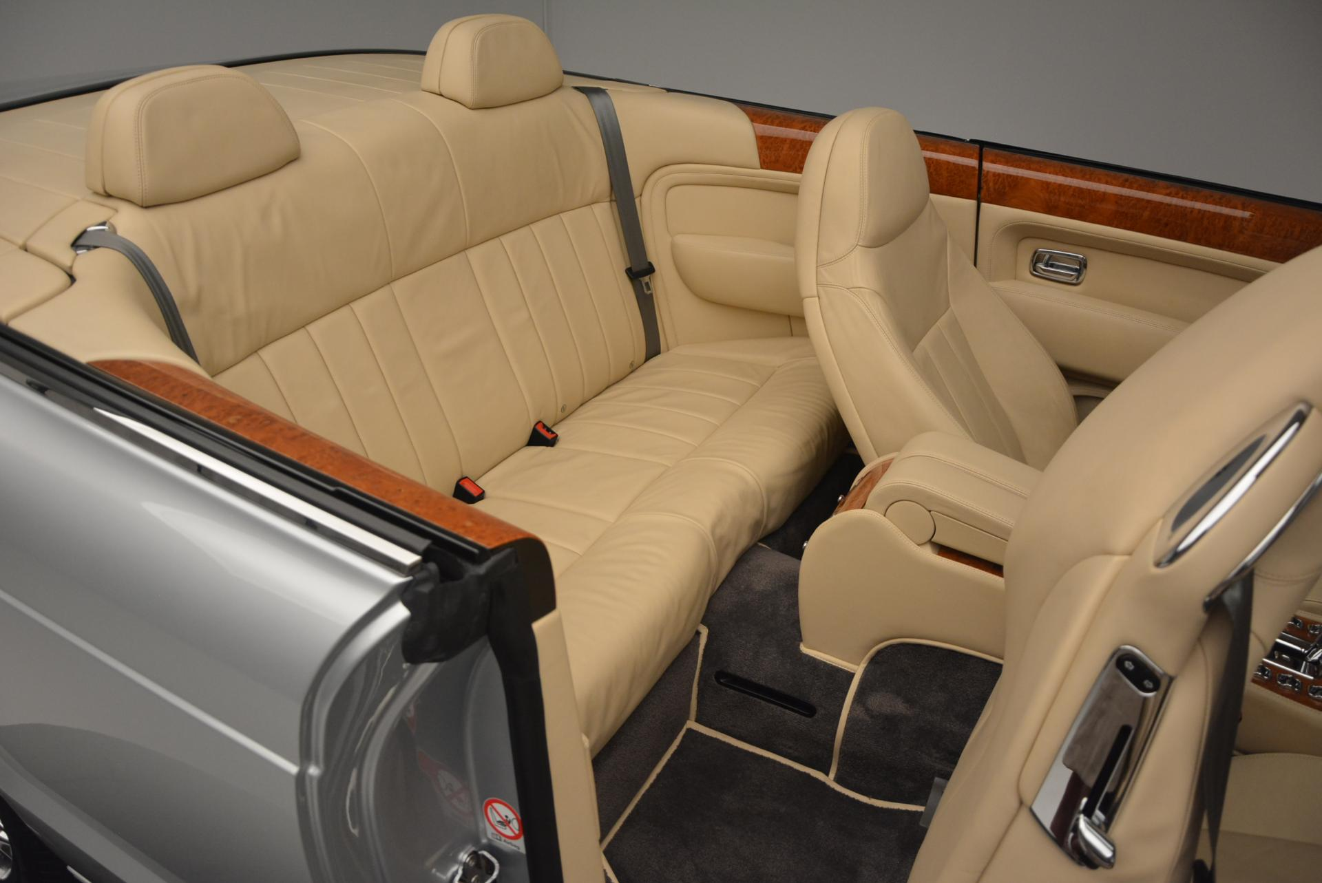 Used 2008 Bentley Azure  For Sale In Greenwich, CT 12_p53