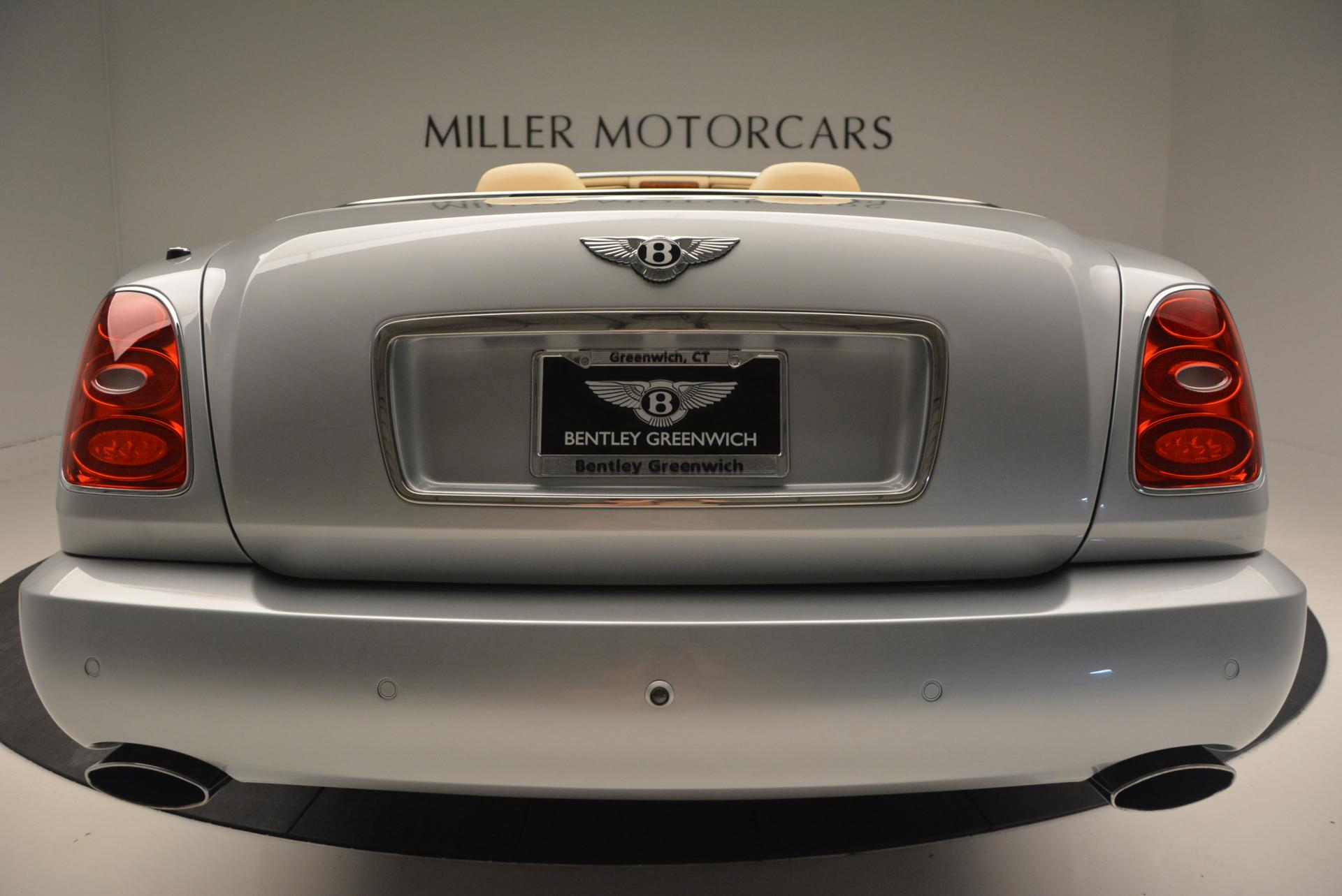 Used 2008 Bentley Azure  For Sale In Greenwich, CT 12_p56