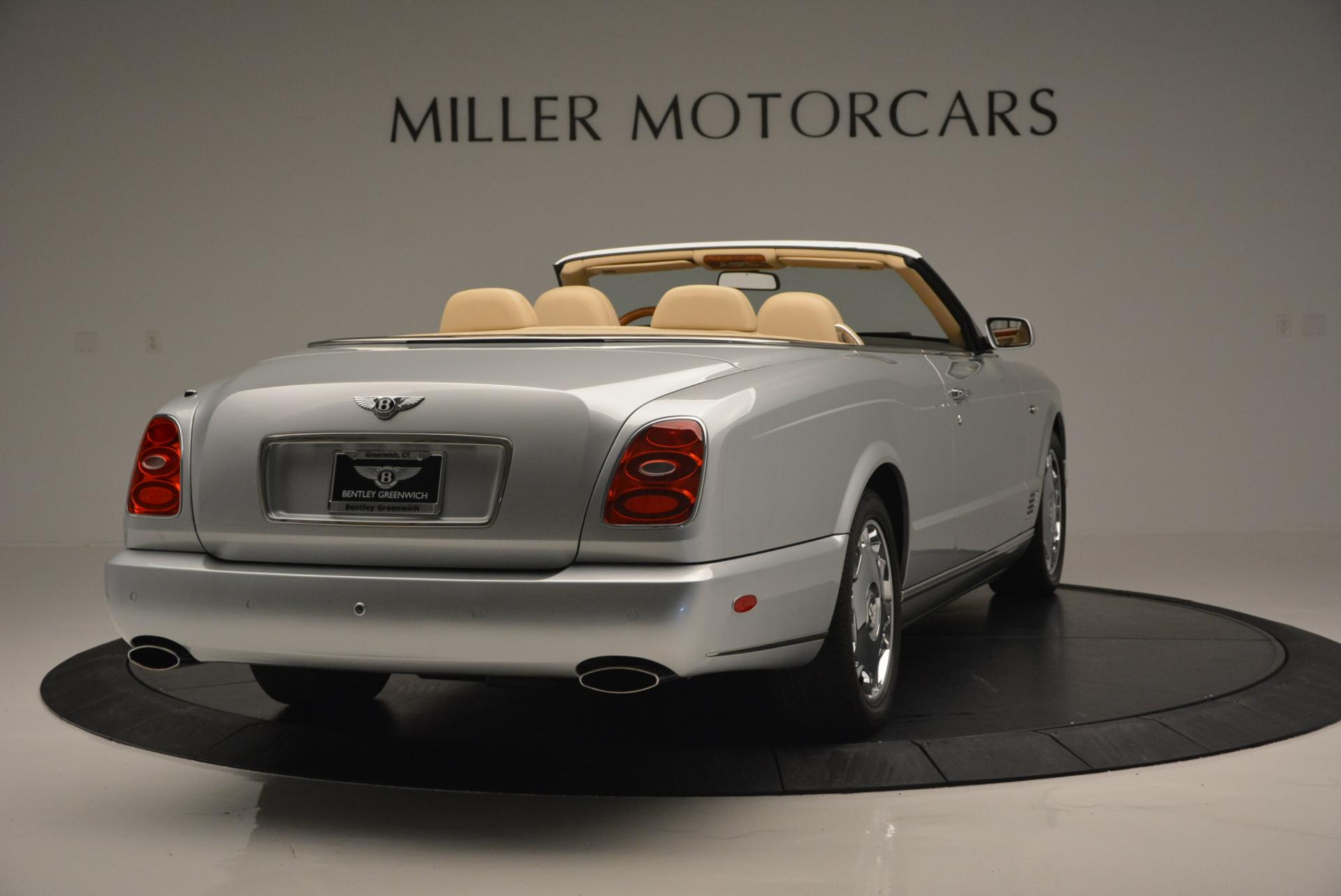 Used 2008 Bentley Azure  For Sale In Greenwich, CT 12_p8