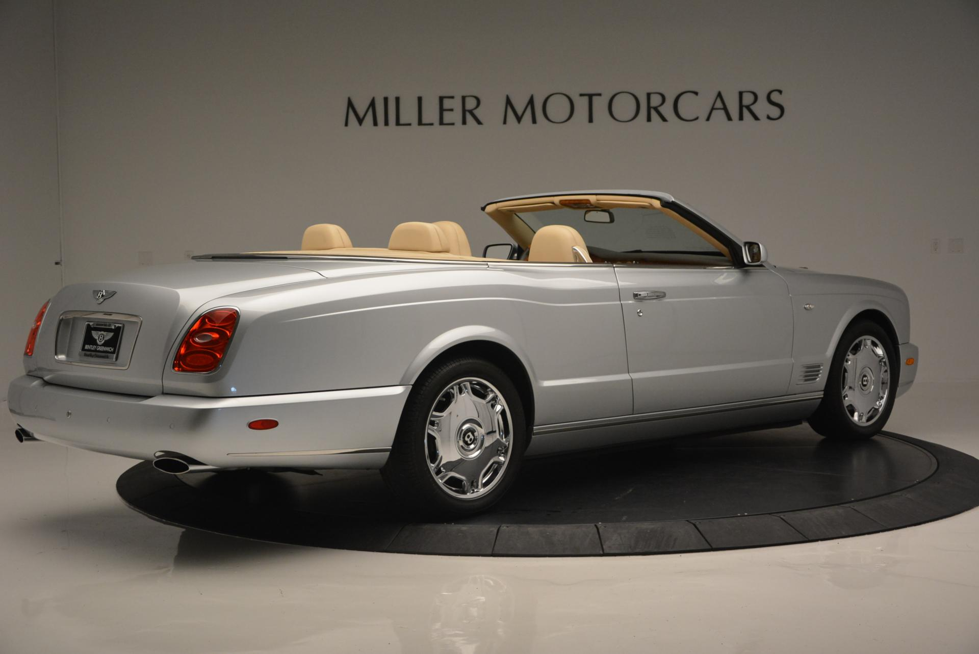 Used 2008 Bentley Azure  For Sale In Greenwich, CT 12_p9
