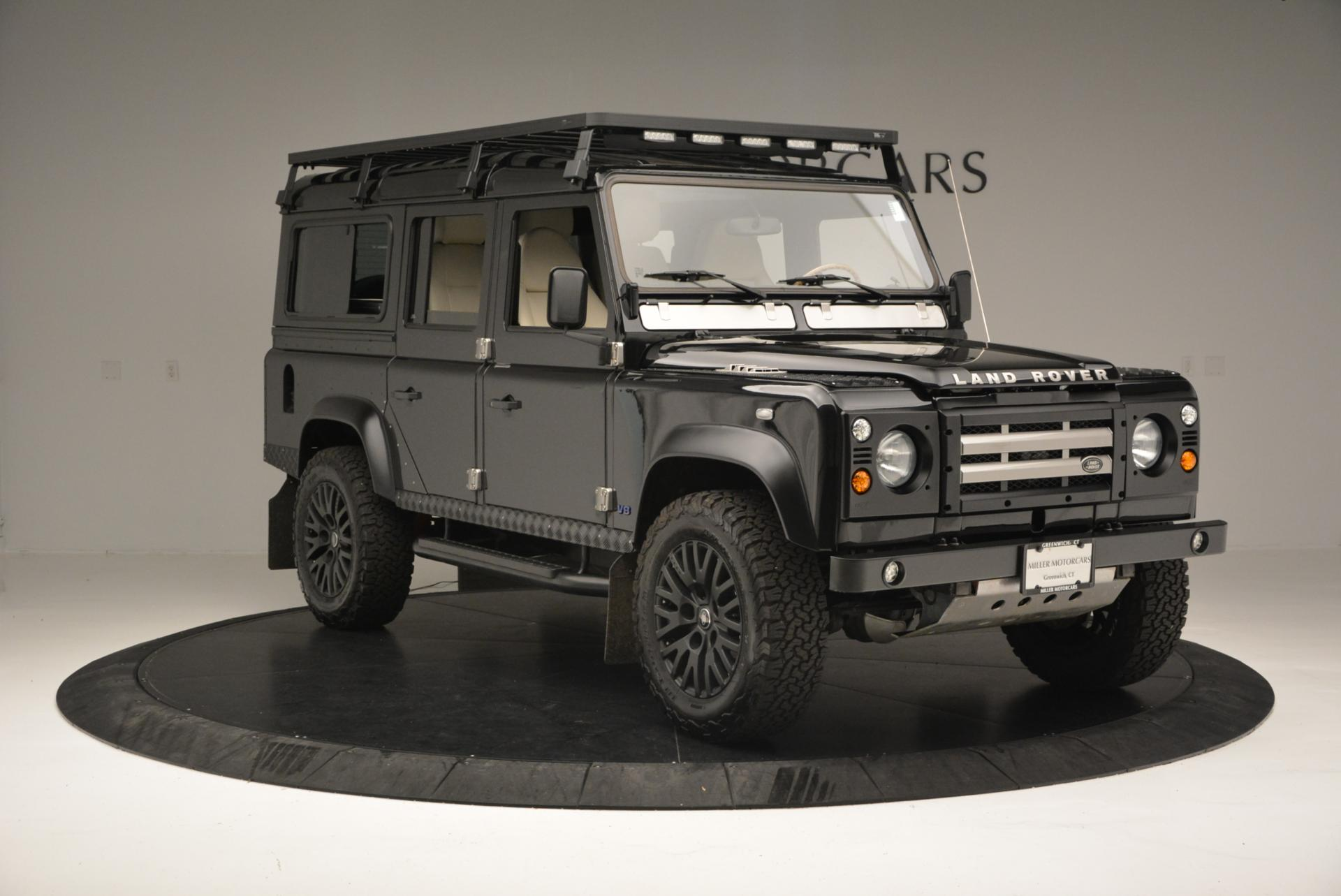 Used 1985 LAND ROVER Defender 110  For Sale In Greenwich, CT 120_p10