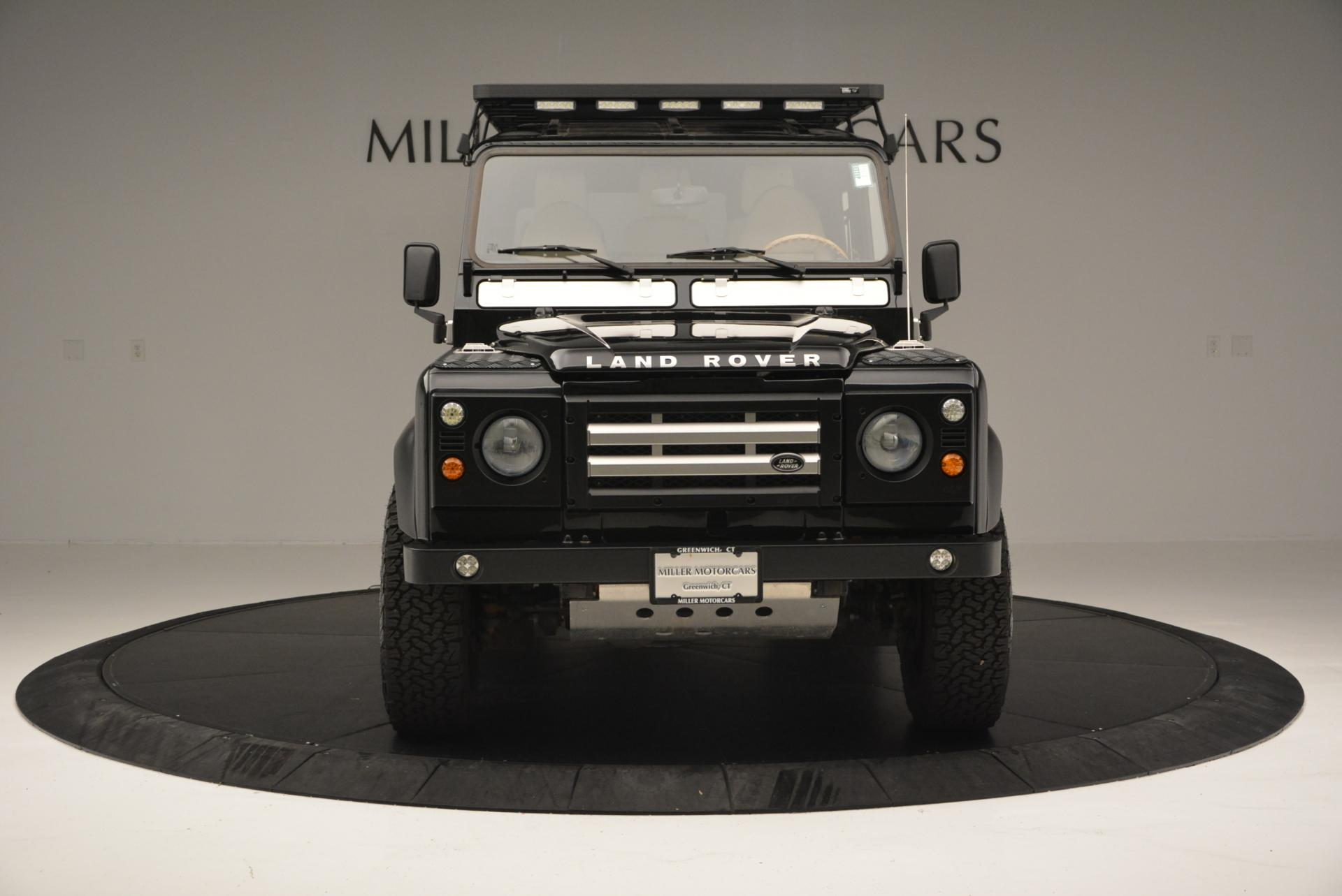 Used 1985 LAND ROVER Defender 110  For Sale In Greenwich, CT 120_p11