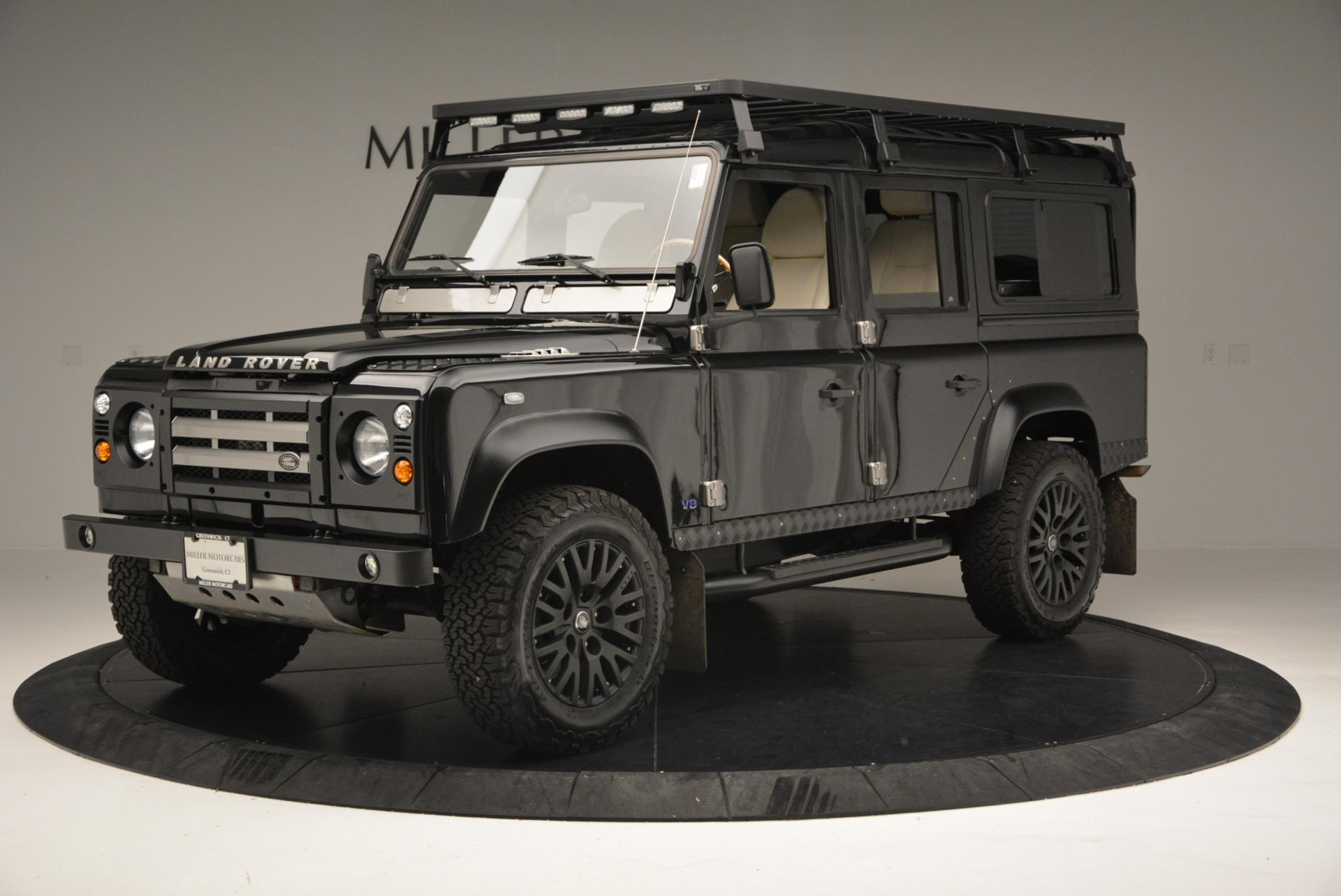Used 1985 LAND ROVER Defender 110  For Sale In Greenwich, CT 120_p2