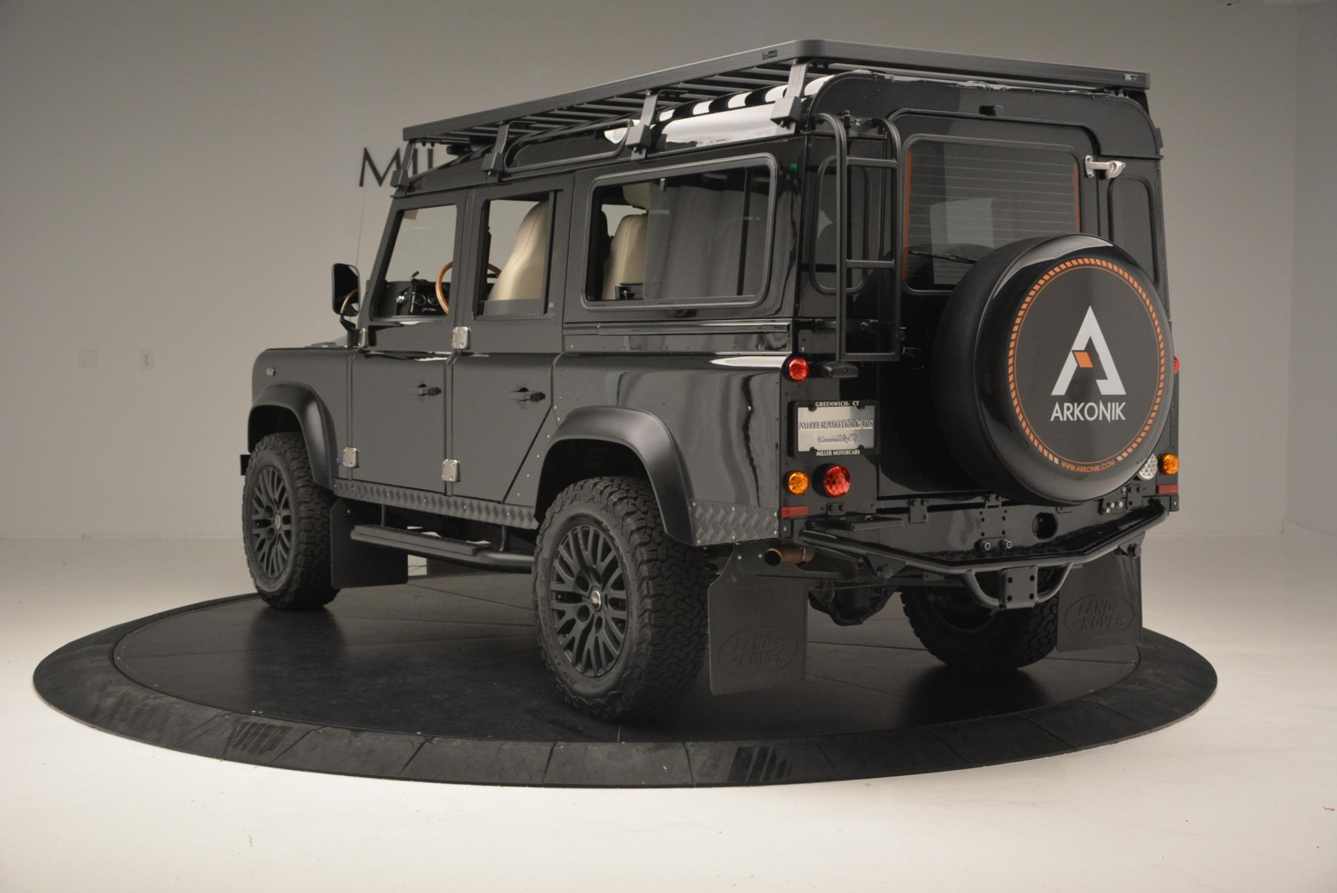 Used 1985 LAND ROVER Defender 110  For Sale In Greenwich, CT 120_p4