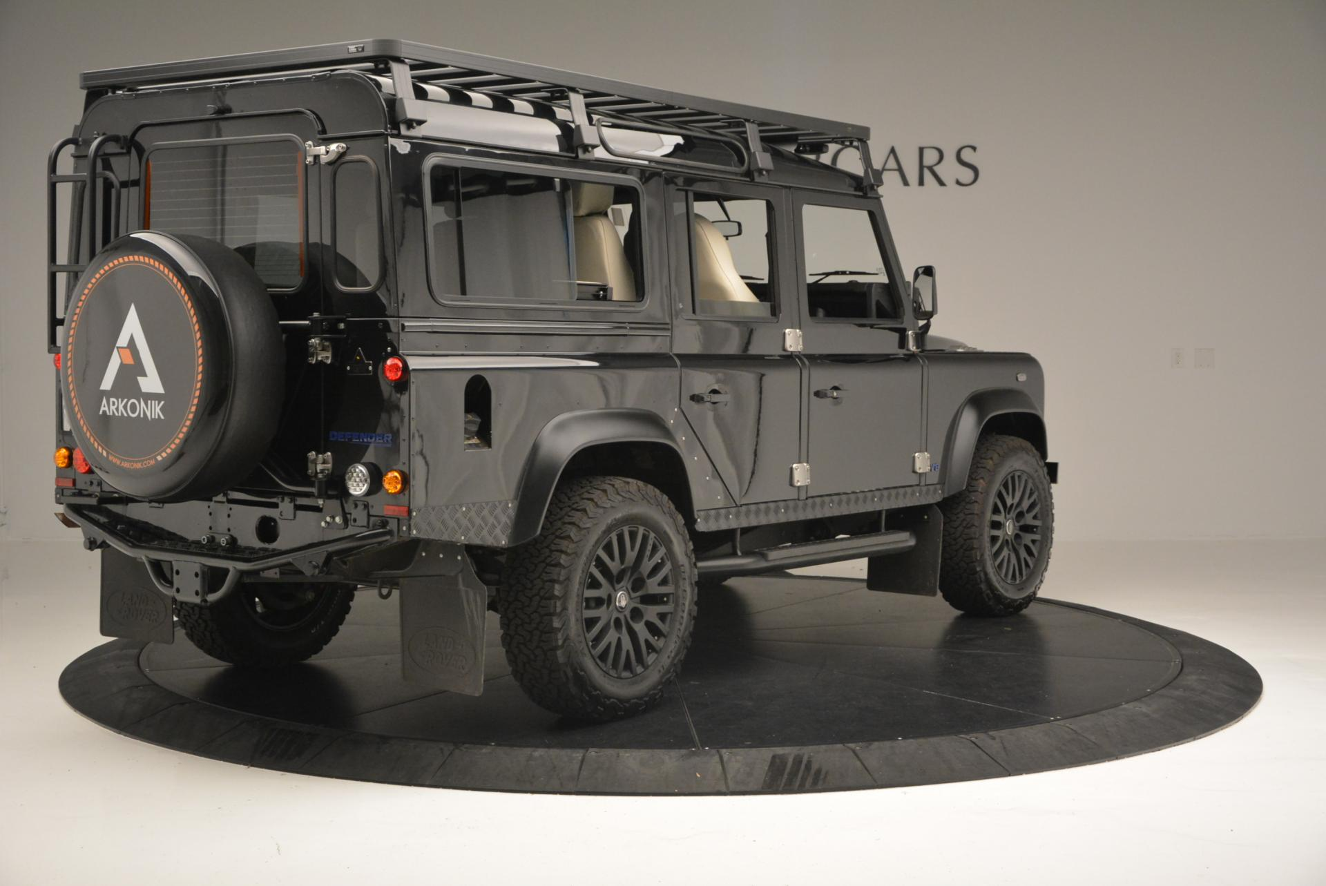Used 1985 LAND ROVER Defender 110  For Sale In Greenwich, CT 120_p7